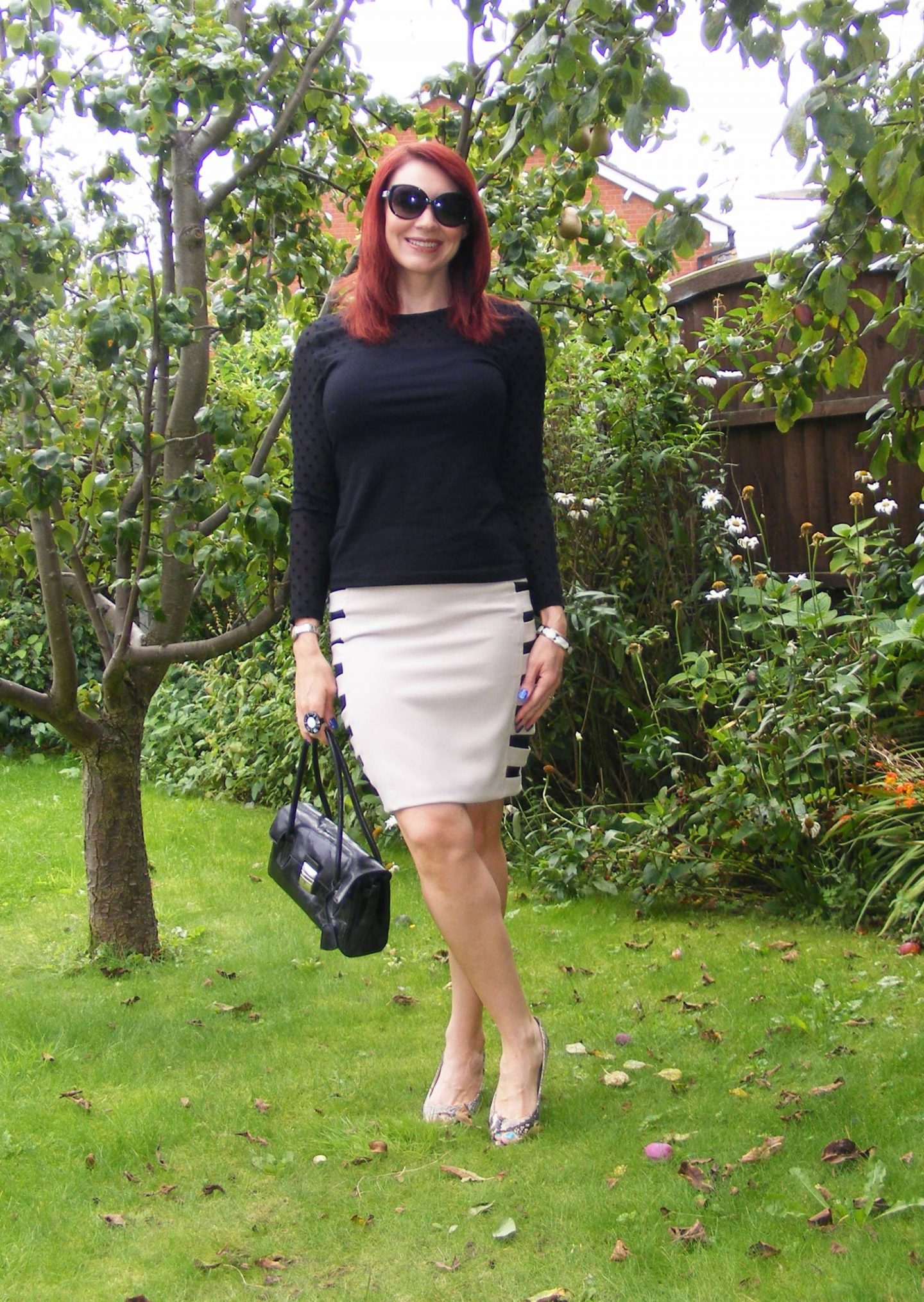 Yigal Azrouel Pencil Skirt