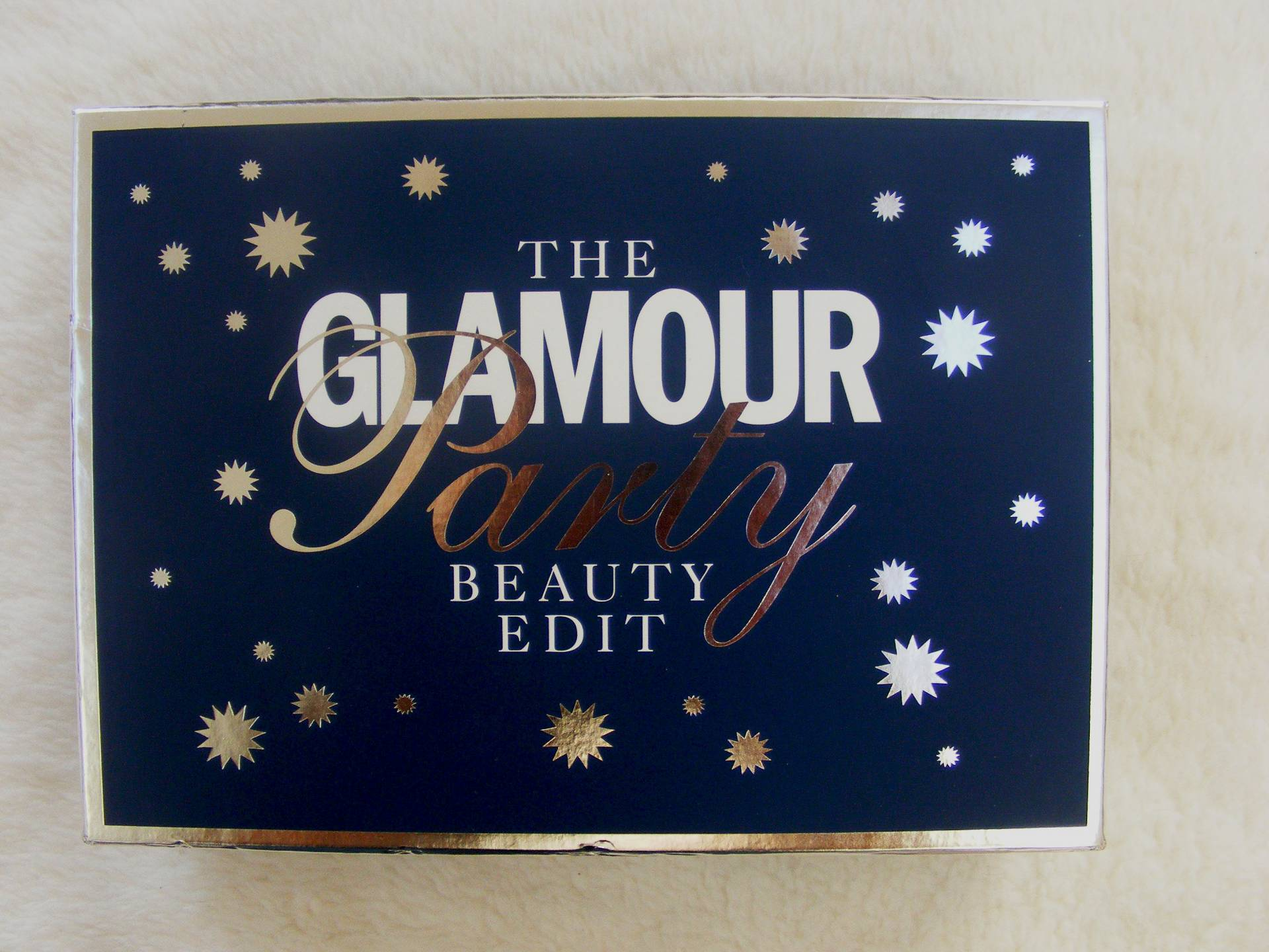 Latest in Beauty The Glamour Party Beauty Edit Box
