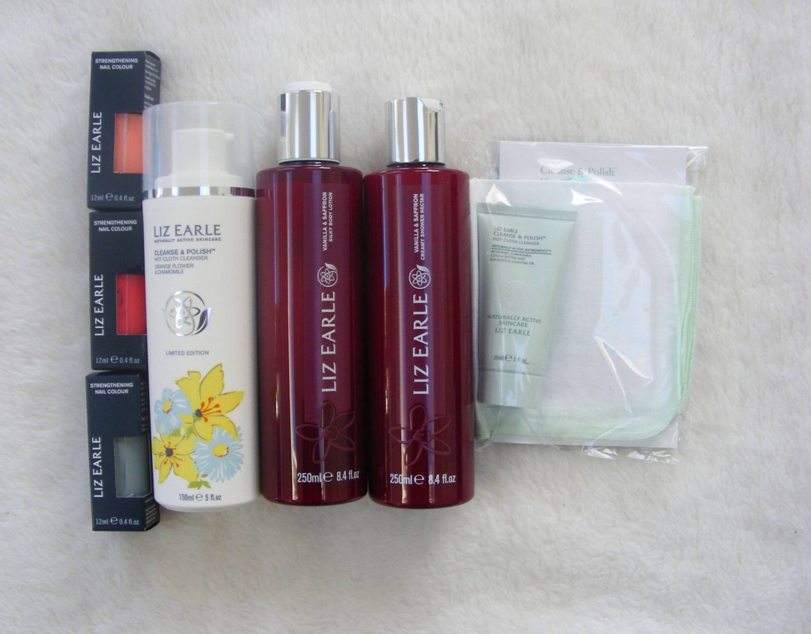 Liz Earle sale haul