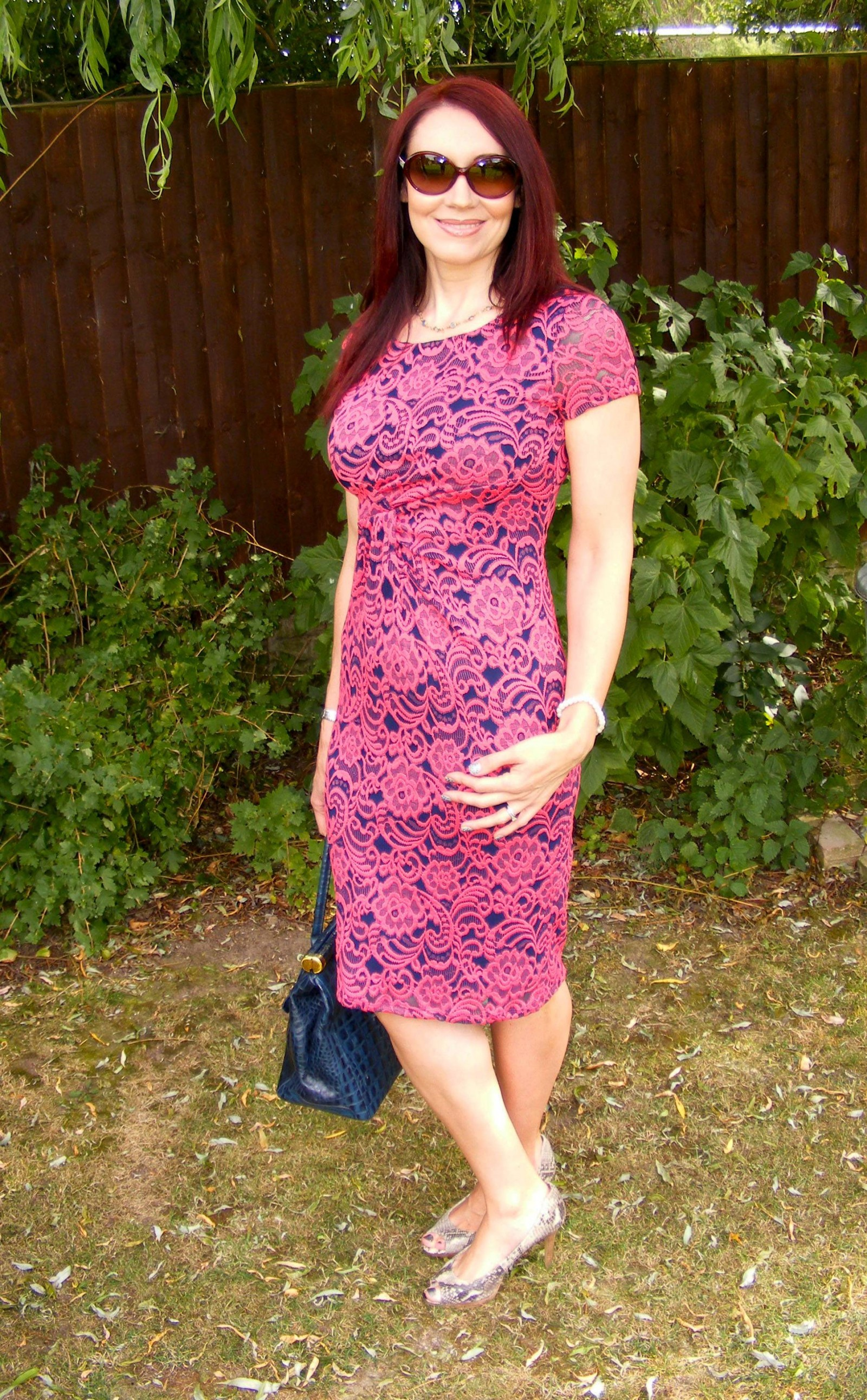 Marks and Spencer lace dress