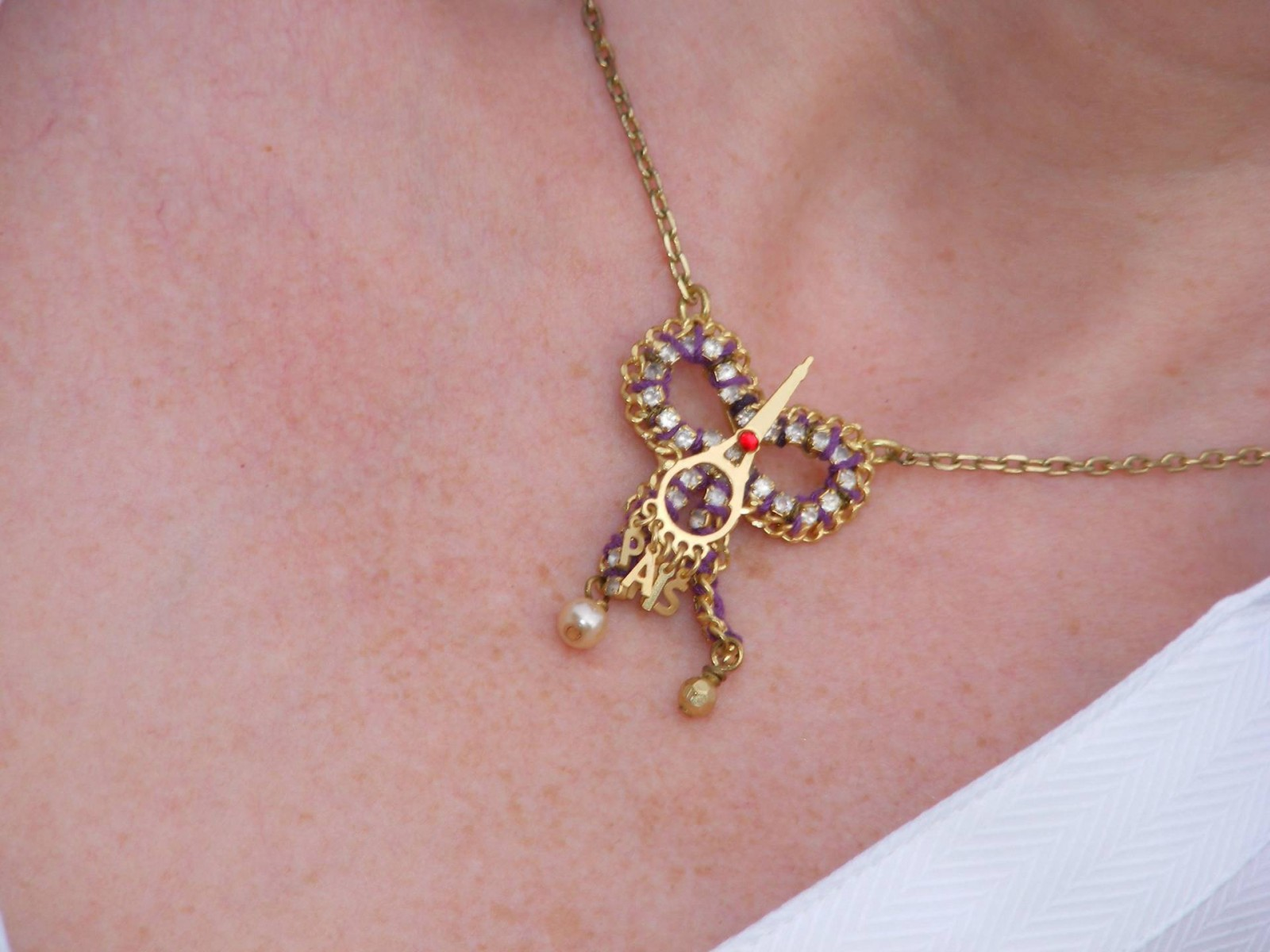 Les Nereides Paris necklace