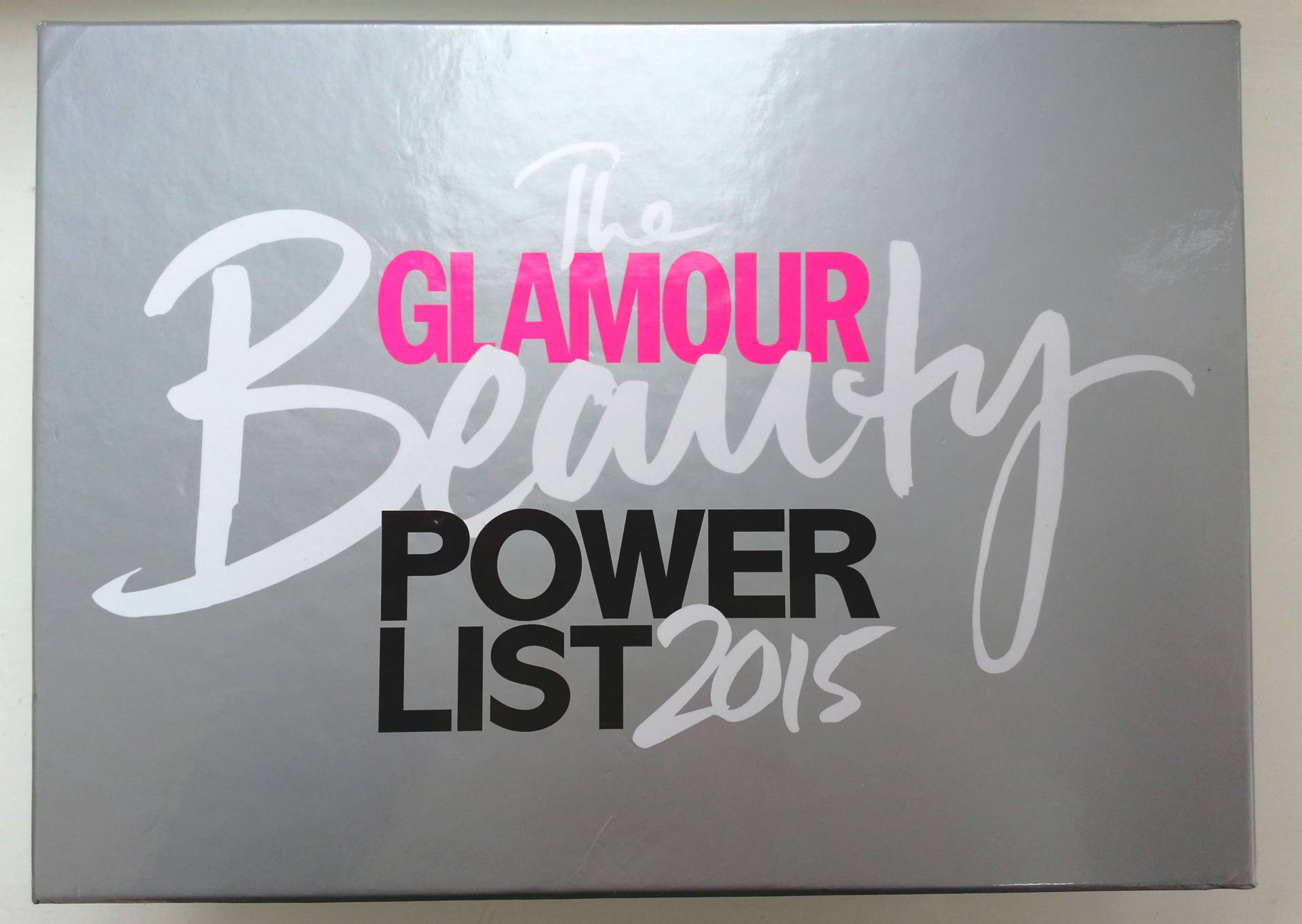 Latest in Beauty The Glamour Beauty Power List 2015