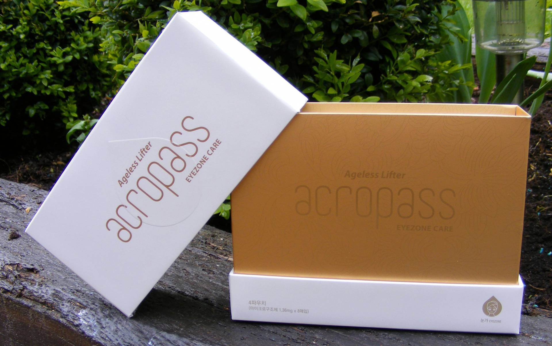 Acropass Ageless Lifter Eyezone Care Review and Giveaway