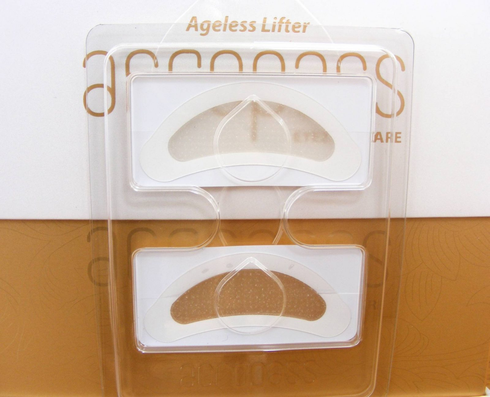 Acropass Ageless Lifter hyaluronic eye patches