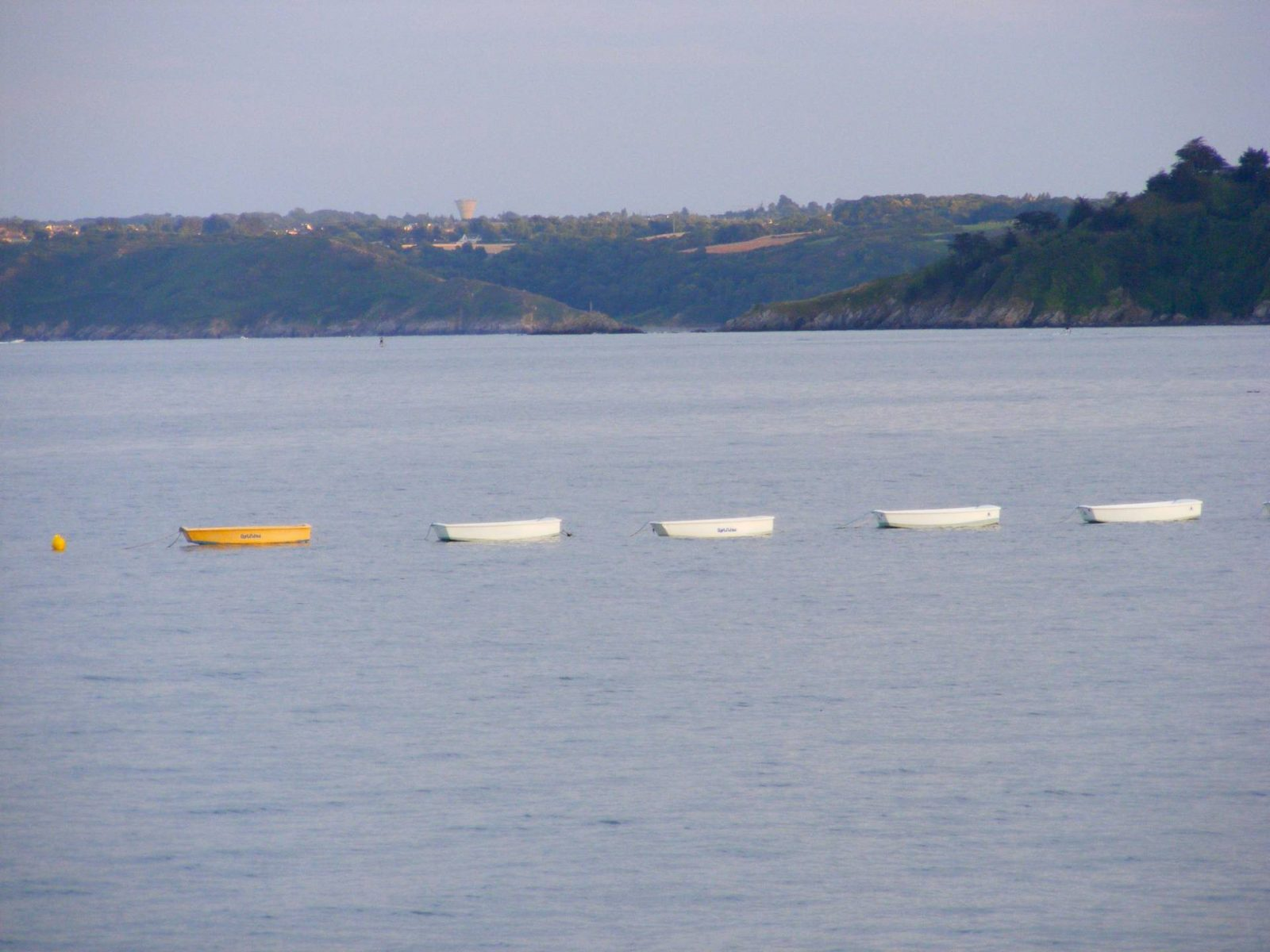 Boats at St Quay