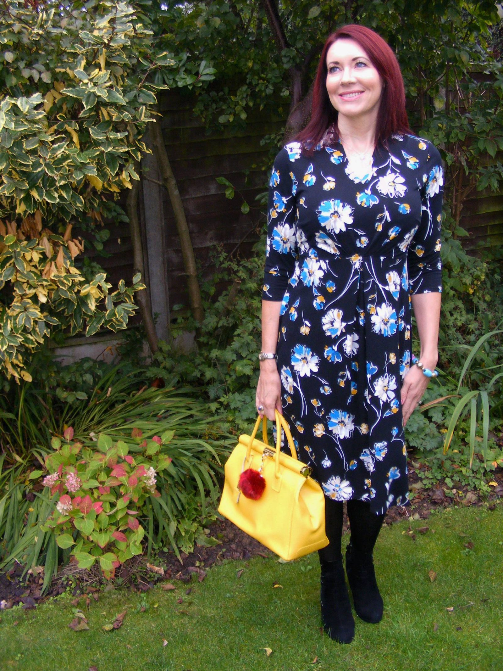 Bonmarche Floral Tea Dress