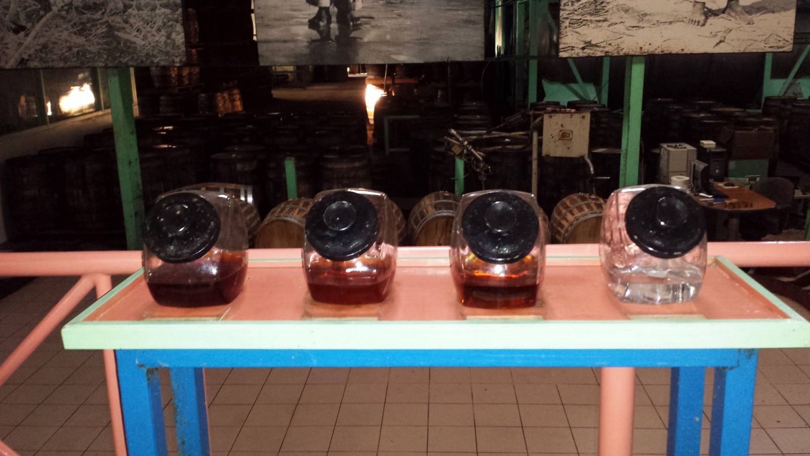 Foursquare rum distillery Barbados