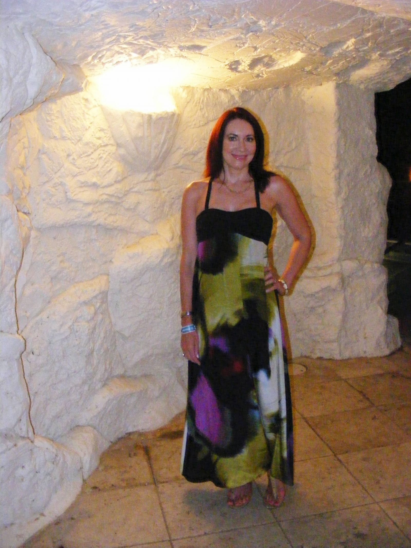 Barbados Holiday WardrobeMarks and Spencer silk-maxi-dress