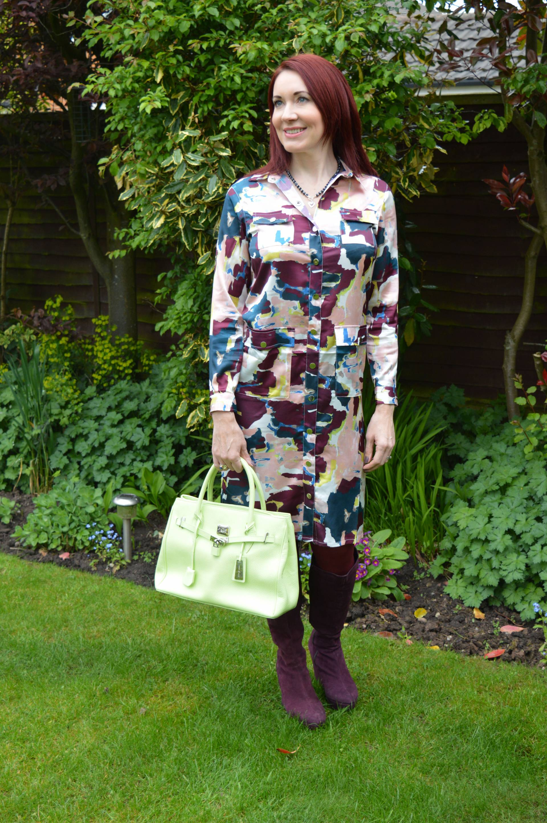 Finery Shirt Dress + Style With a Smile Link Up