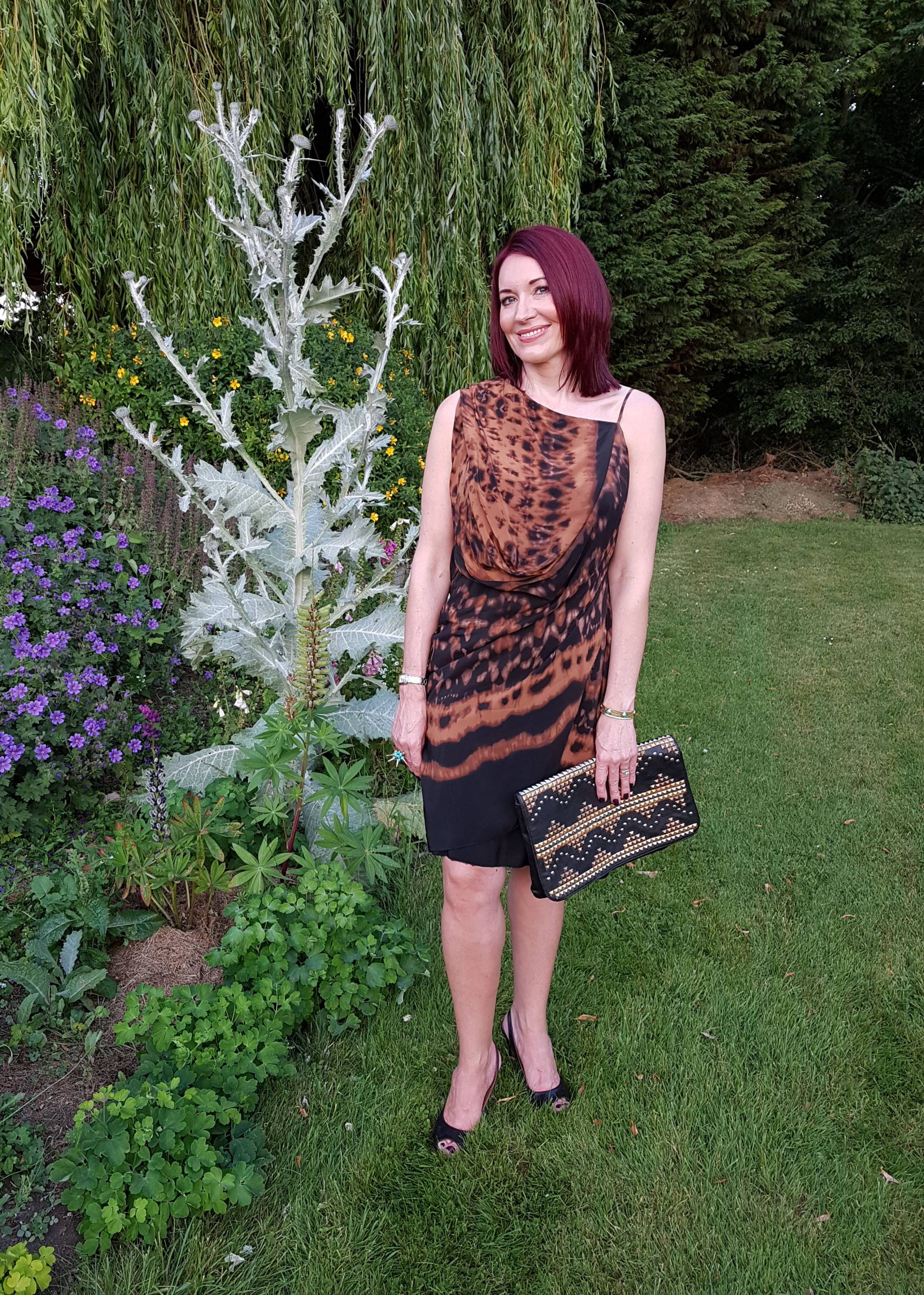 What to Wear For a Summer Wedding + Style With a Smile Link Up