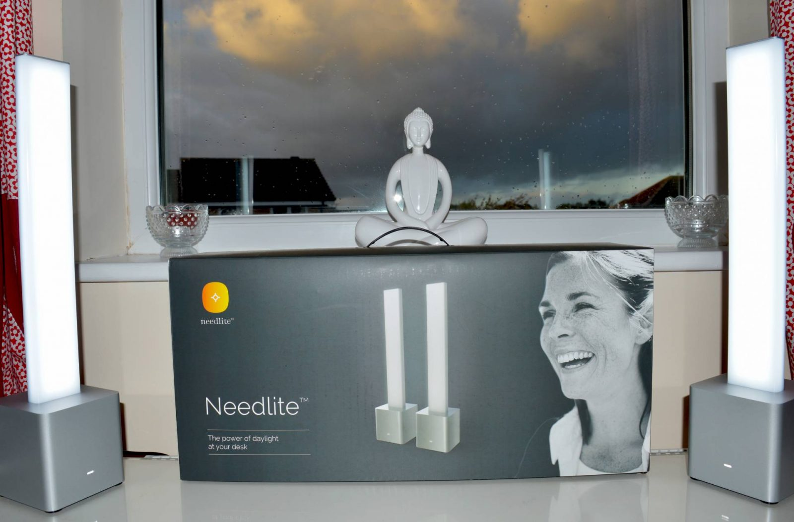 Needlite daylight desk lamps