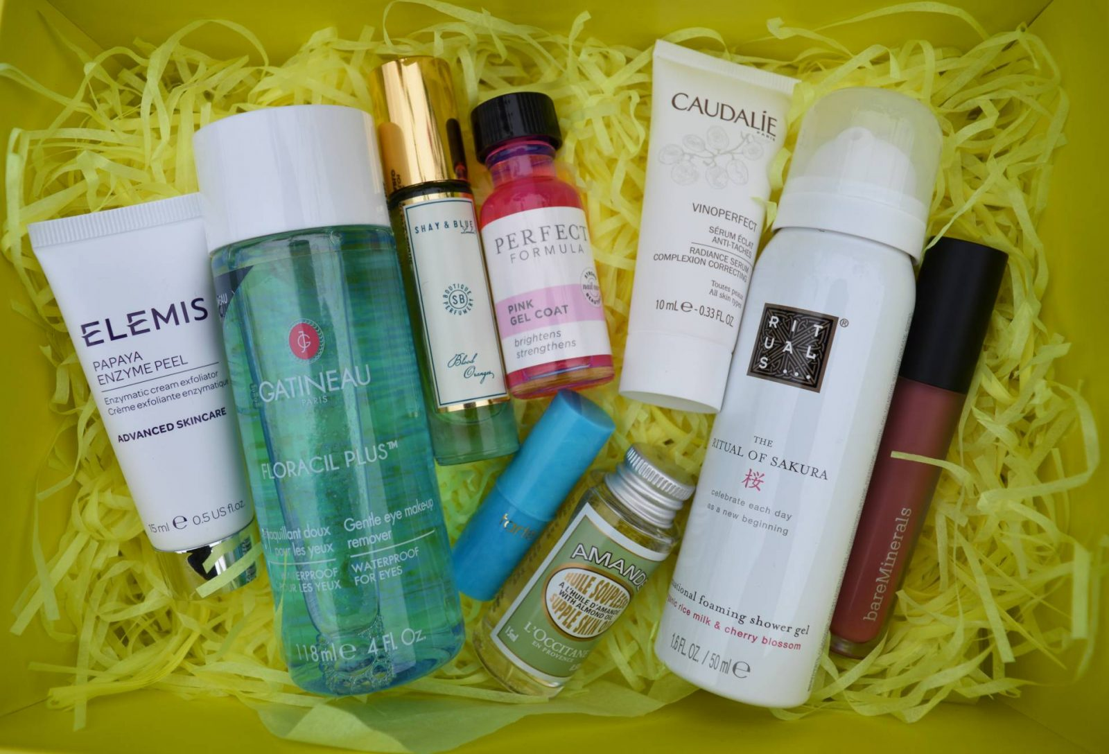 Tili Beauty Box Fifth Edition
