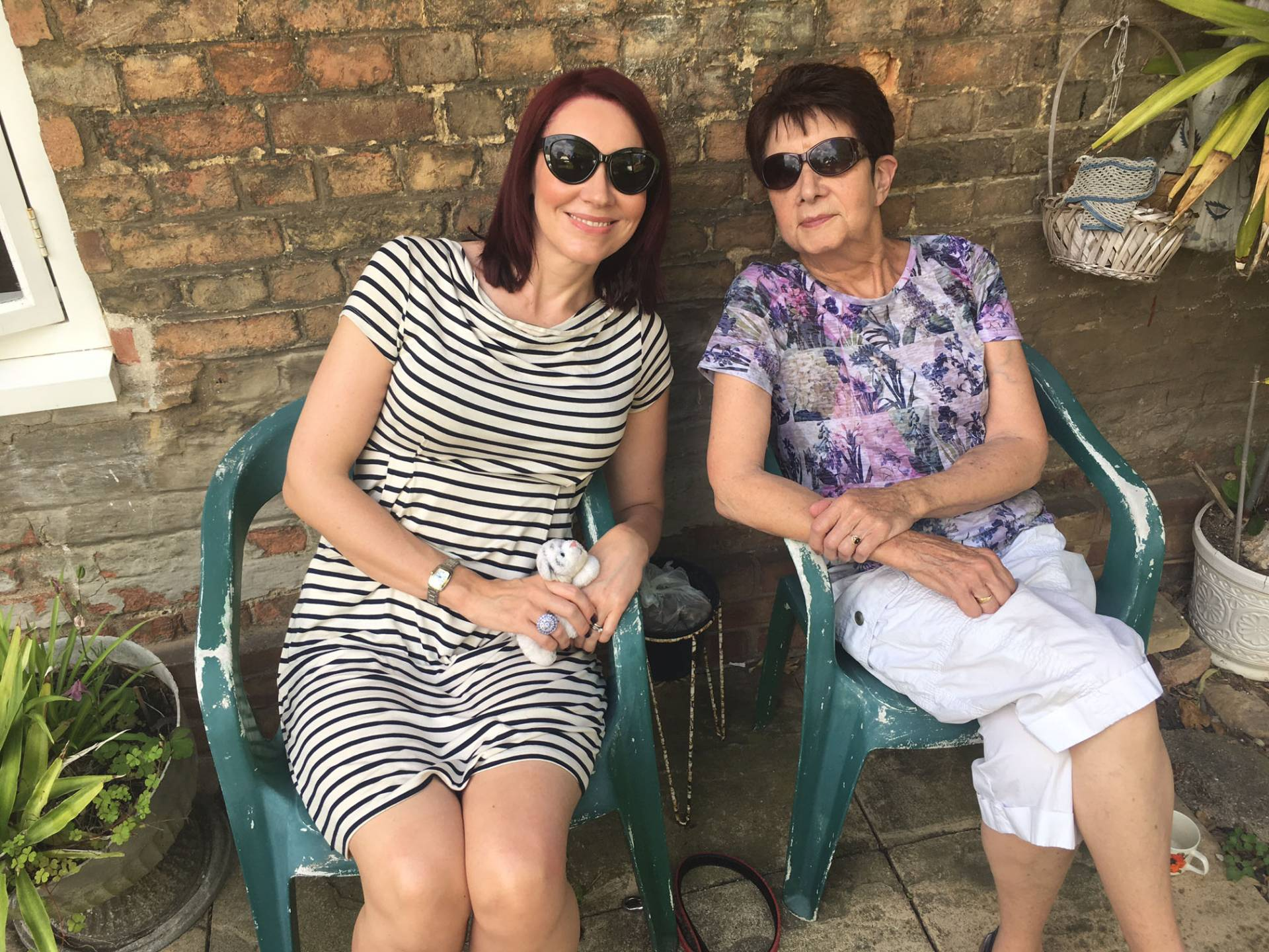 Happy Mother's Day to the Best Mum in the World + Sunday Reflections Link Up