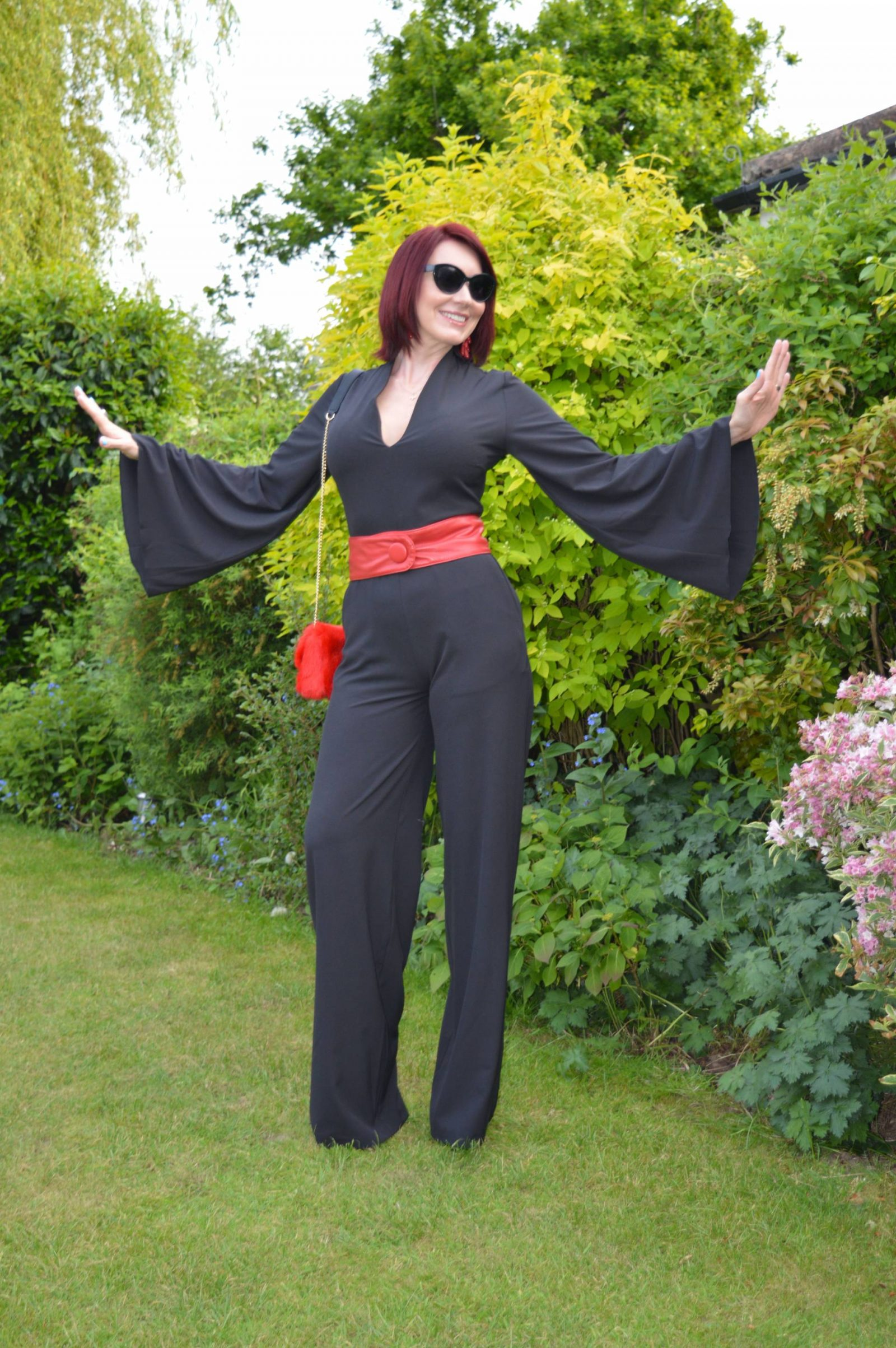 Jumpsuit joy Style Not Age May challenge