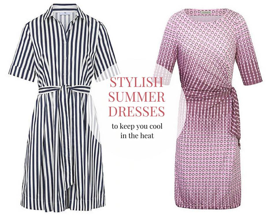 Stylish Summer dresses to keep you cool in the heat, Peter Hahn summer dresses