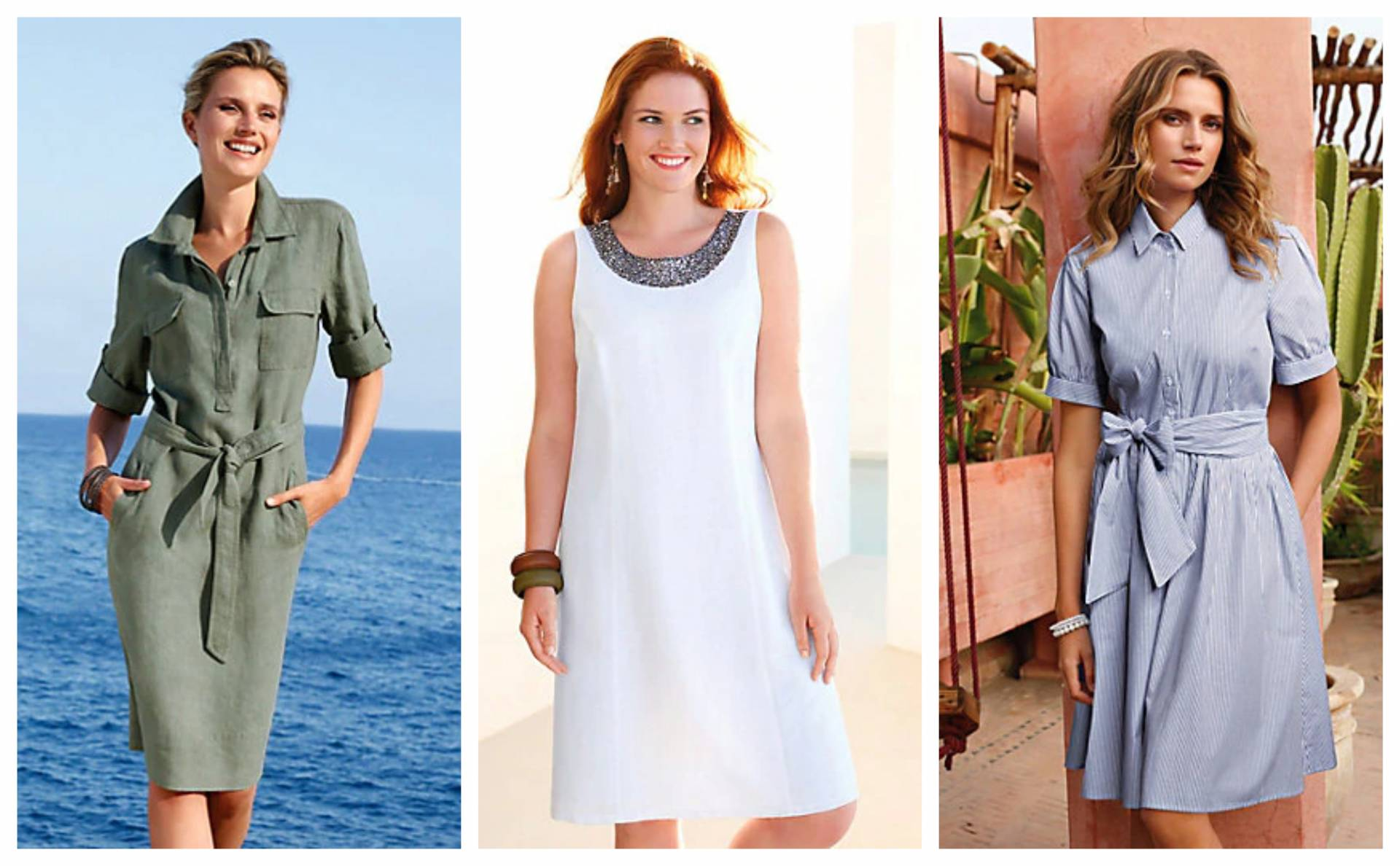 Stylish Summer dresses to keep you cool in the heat