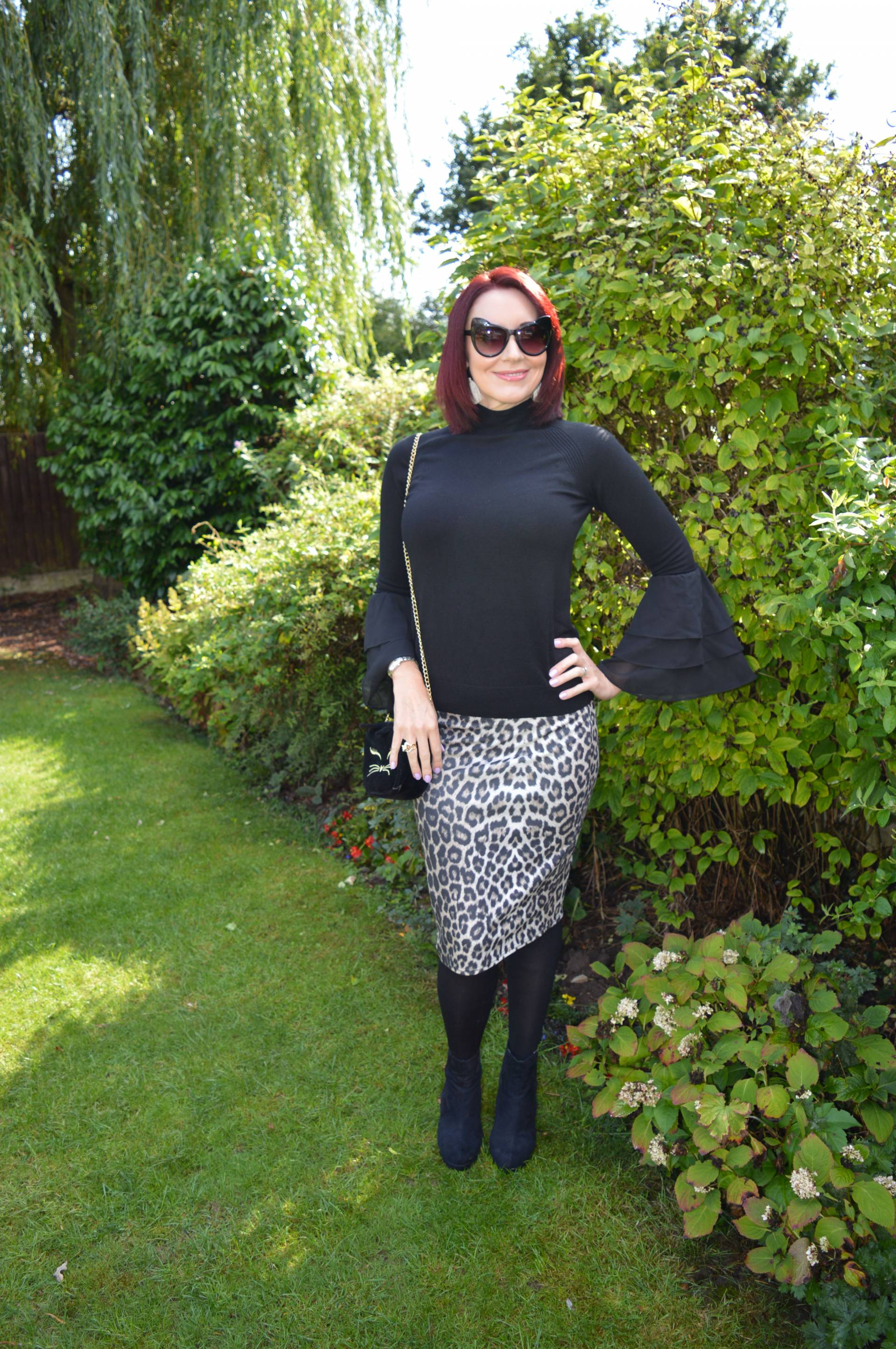 Wild About Animal Print – Style Not Age August Theme