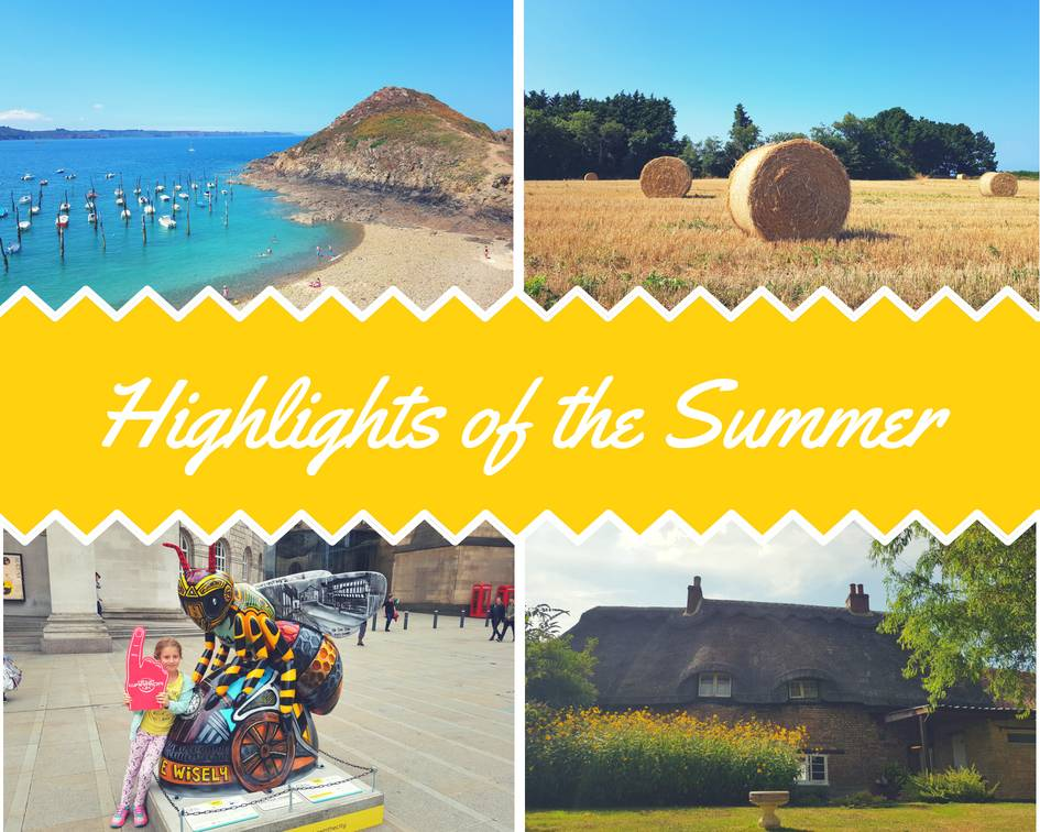 Highlights of the Summer
