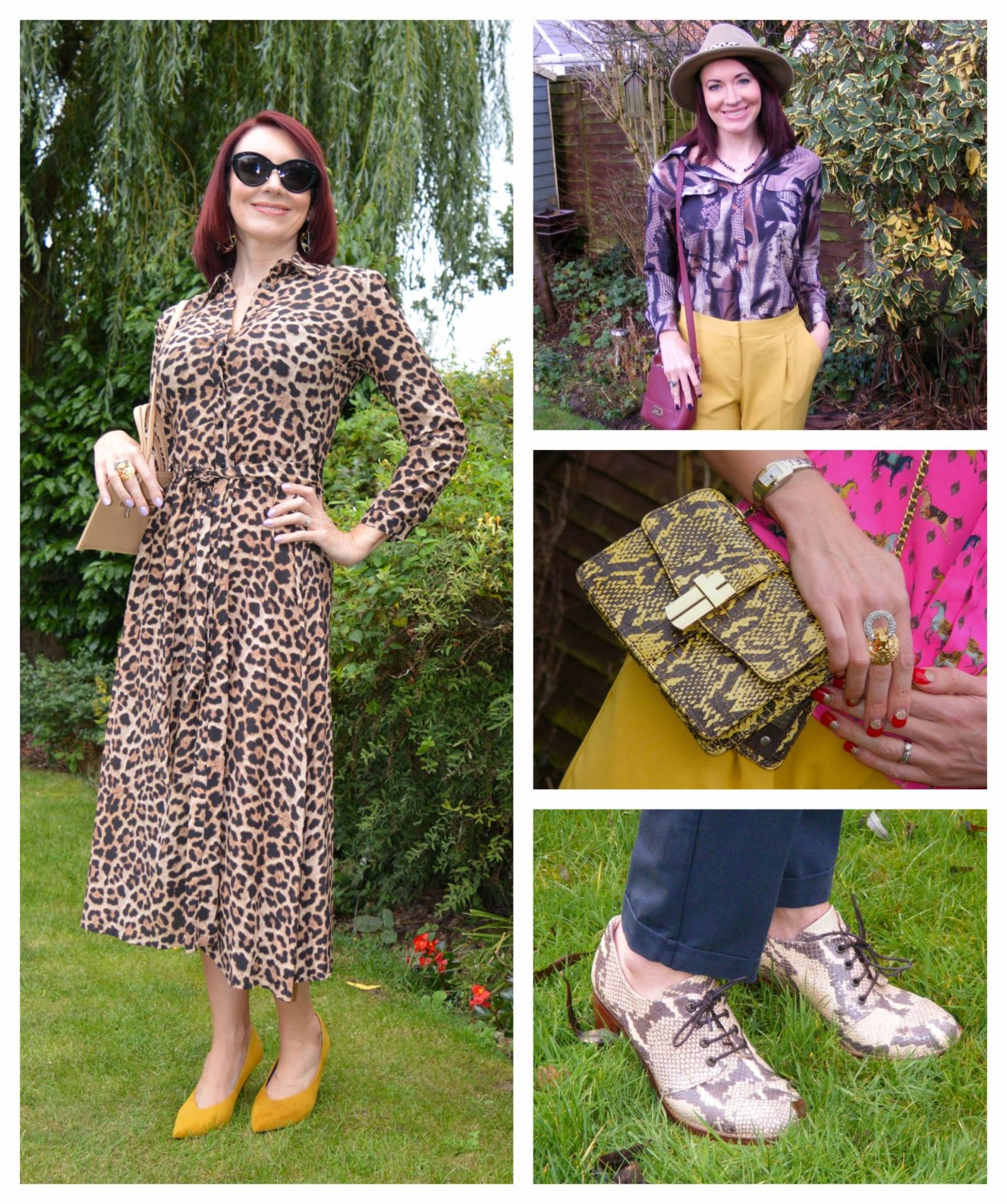 Five major fashion trends for Autumn/Winter 2018 , animal print outfits