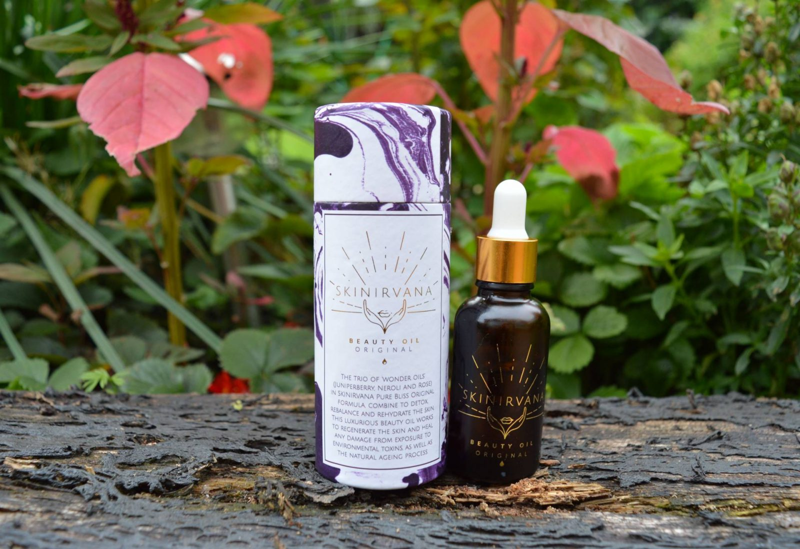 October Beauty Favourites, Skinirvana beauty oil