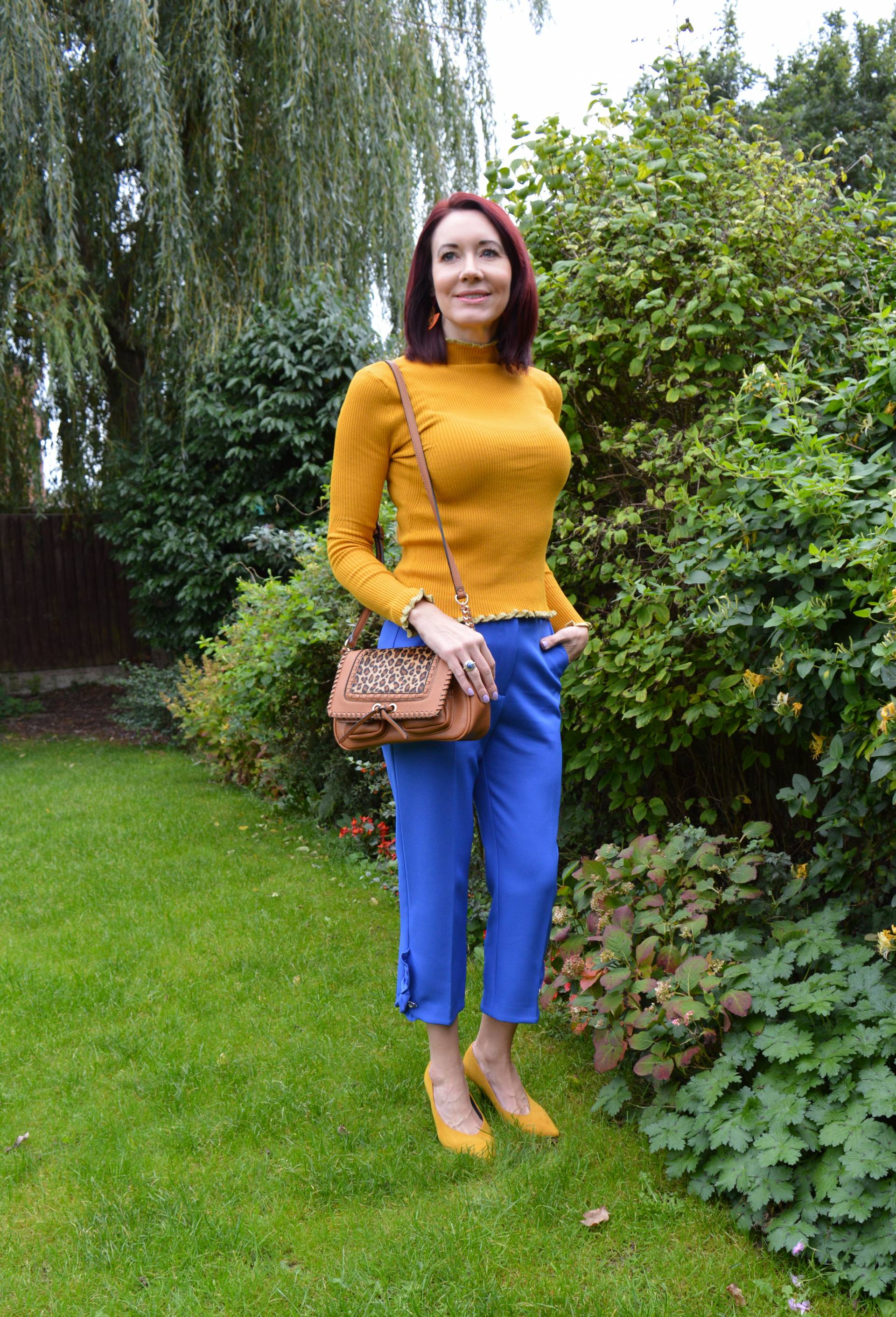 Mixing cobalt and mustard again + link up