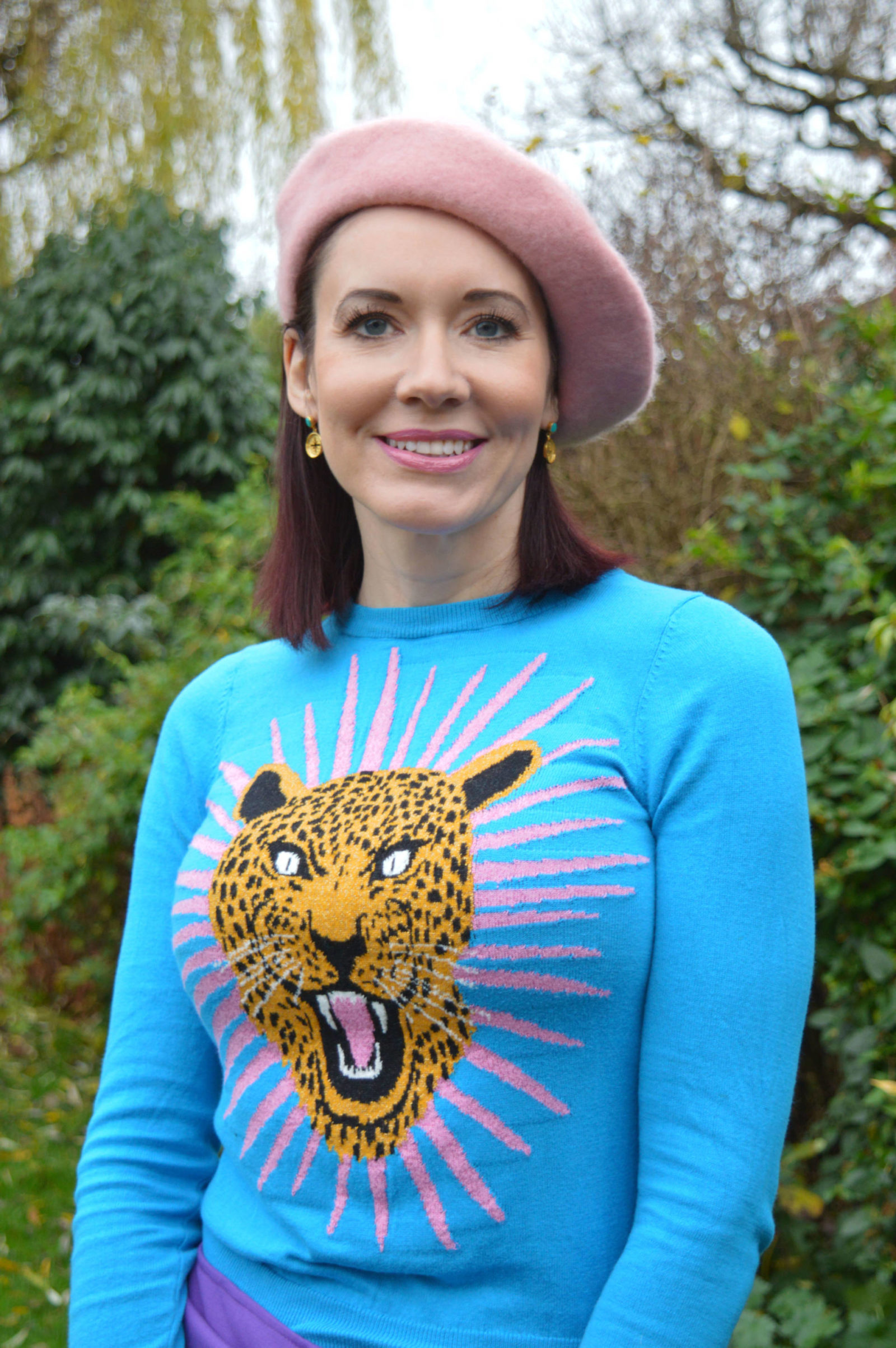 Monki jaguar jumper