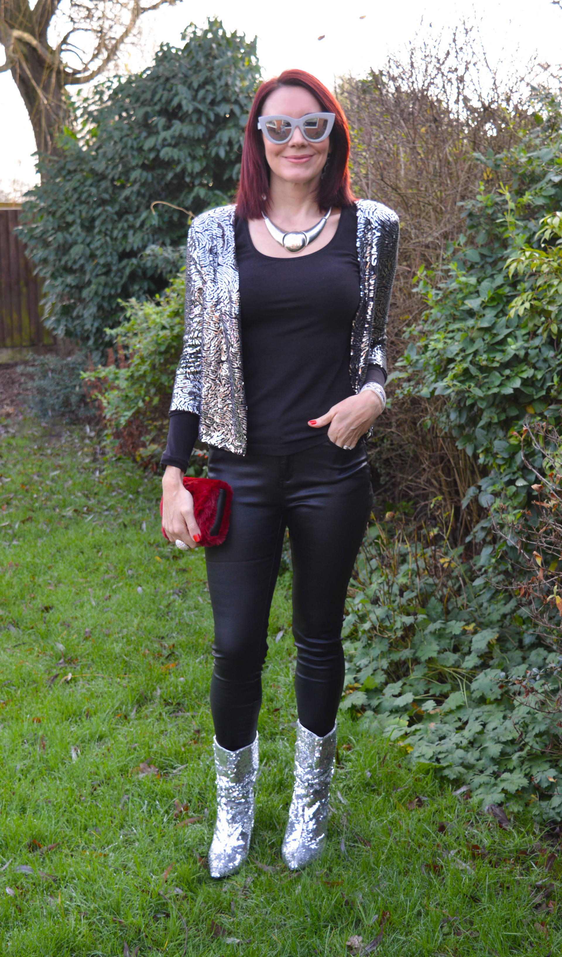 Sequin in the New Year with the Style Not Age collective
