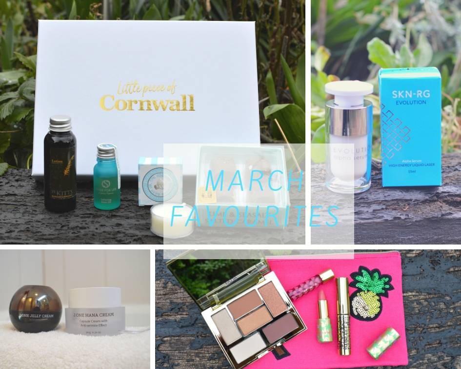 March Beauty Favourites + Sunday Reflections link up