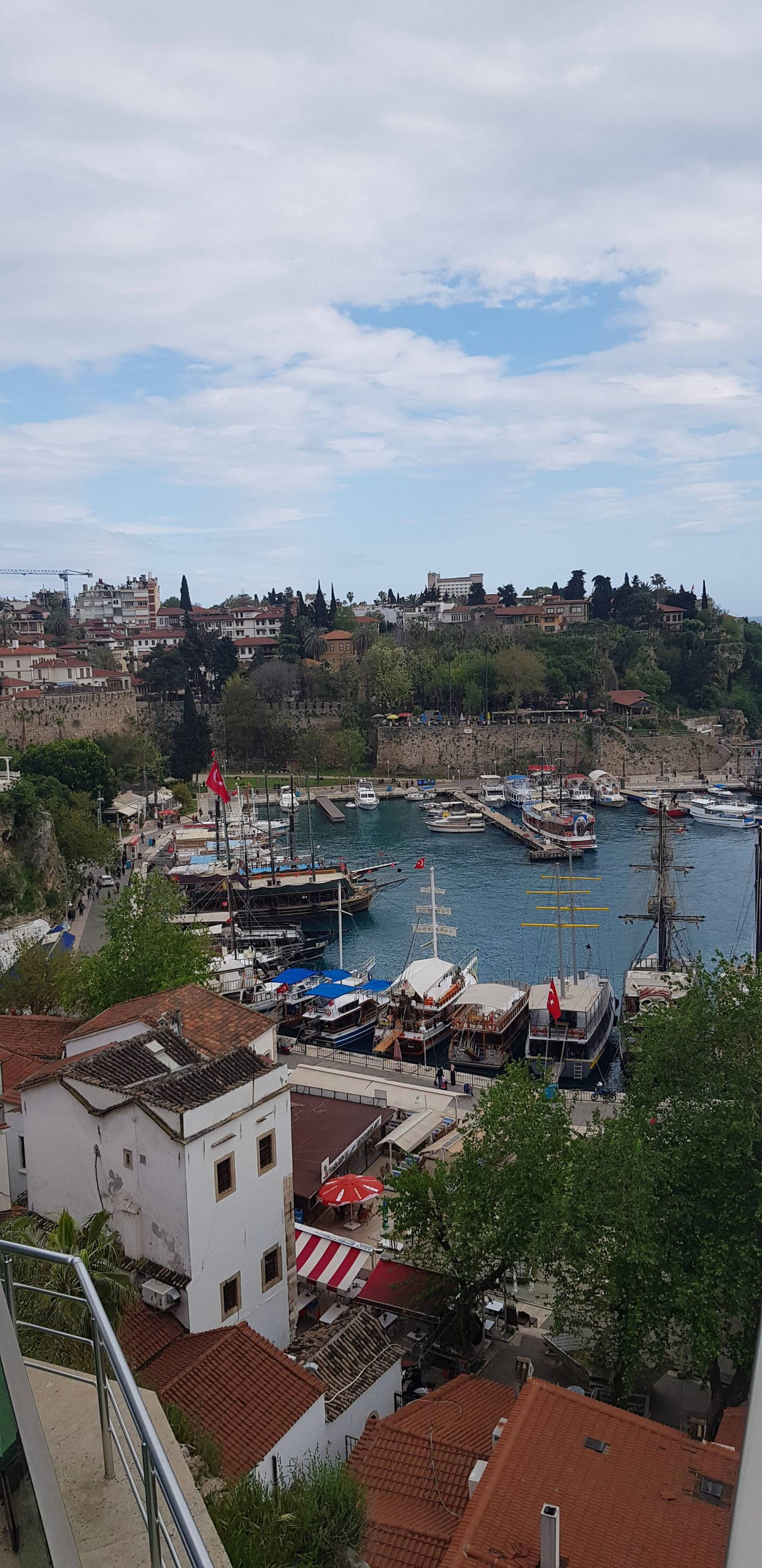 A Day Trip Exploring Antalya