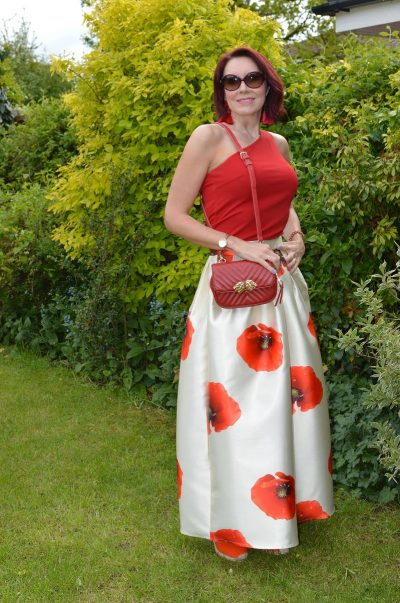 Spring Into Florals Stylish Monday link up