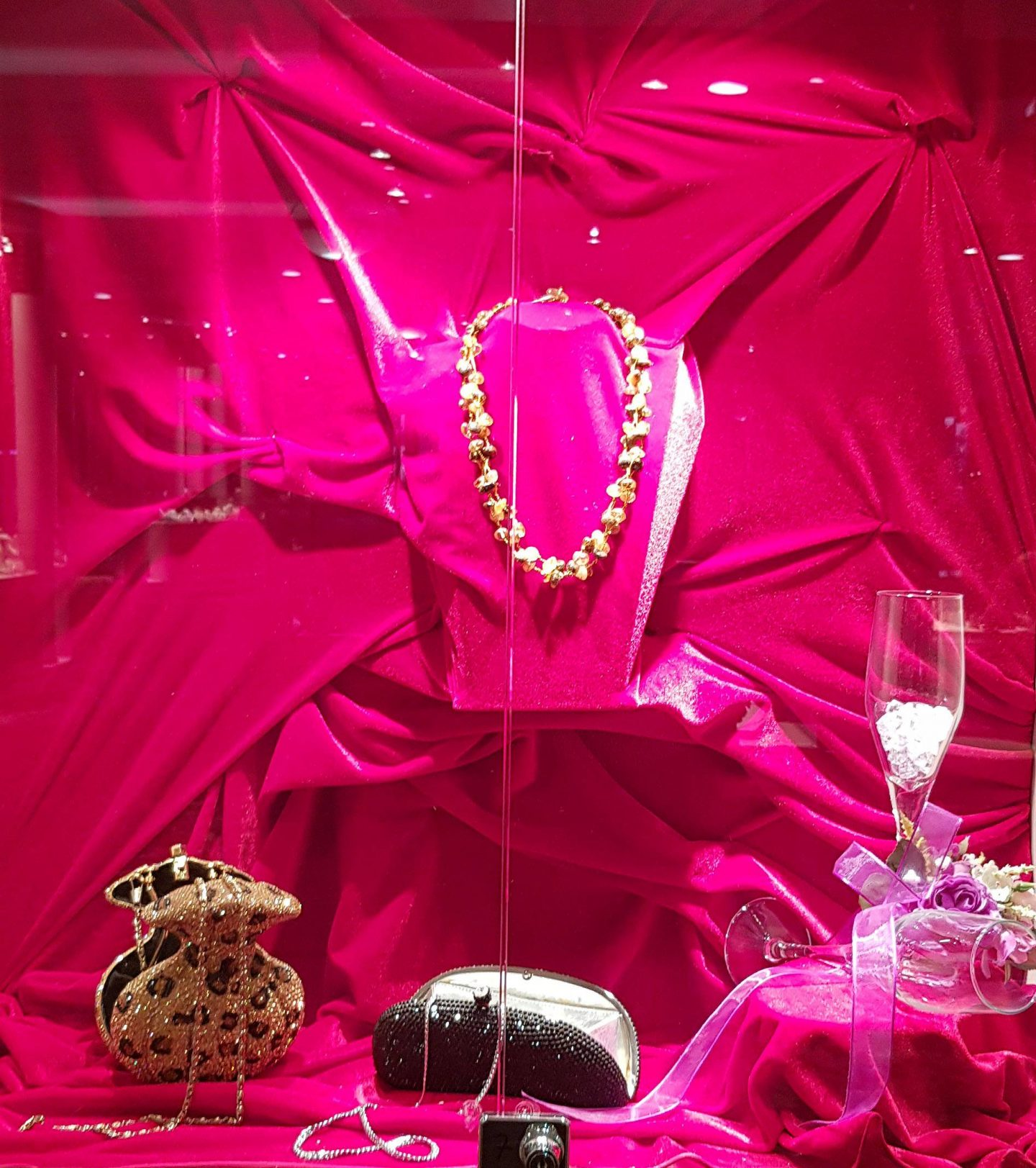 A Day Trip Exploring Antalya, jewellery display