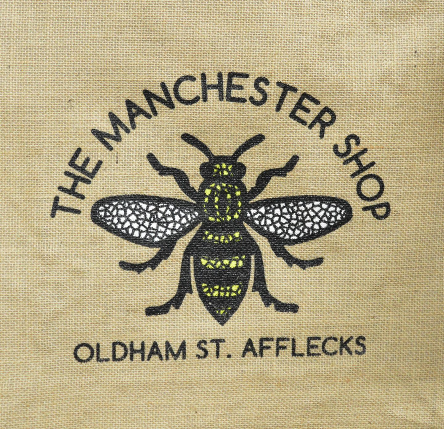 Exploring Manchester's Northern Quarter, the Manchester Shop
