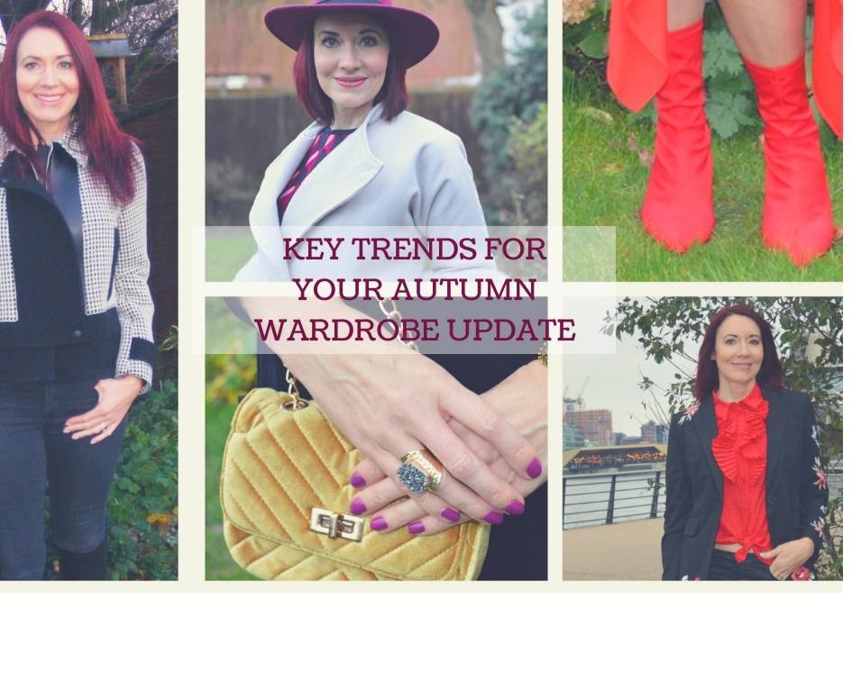 Key Trends For Your Autumn Wardrobe Update