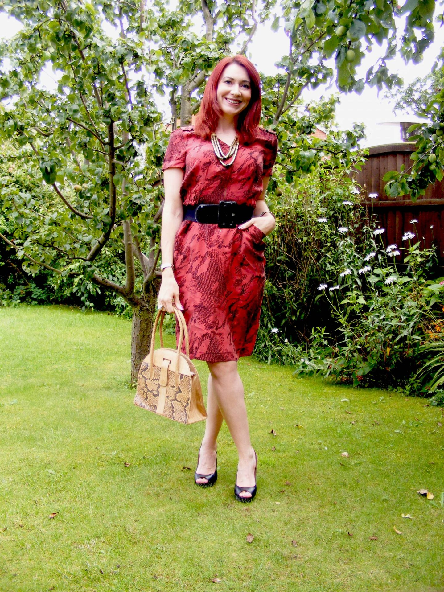 Bargain Chic - Marks and Spencer Dress For a Fiver!
