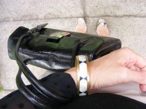 Jasper Conran top handle bag