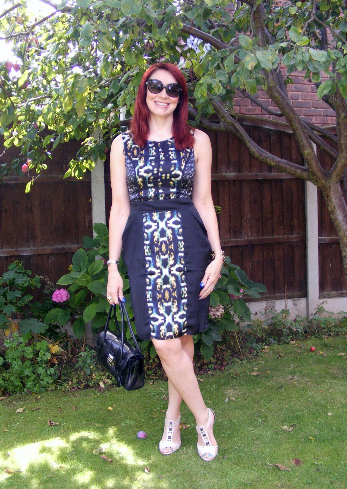 Clements Ribeiro Silk Dress