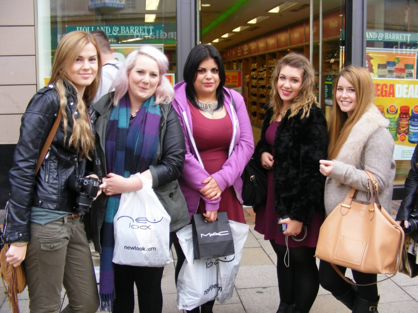 Bloggers Meet-up in Nottingham