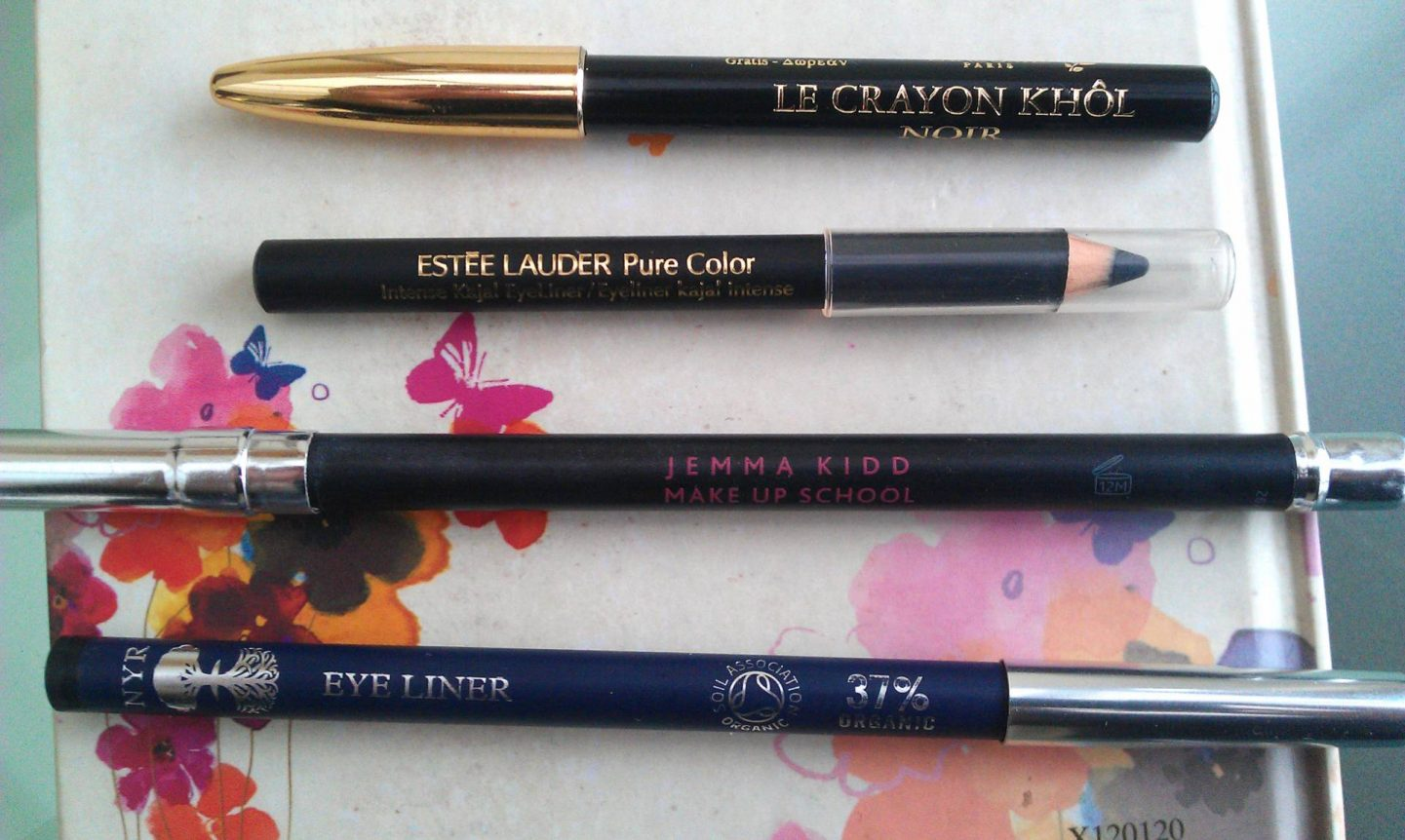 Black Eyeliner Pencils Review: The good, the bad and the brilliant