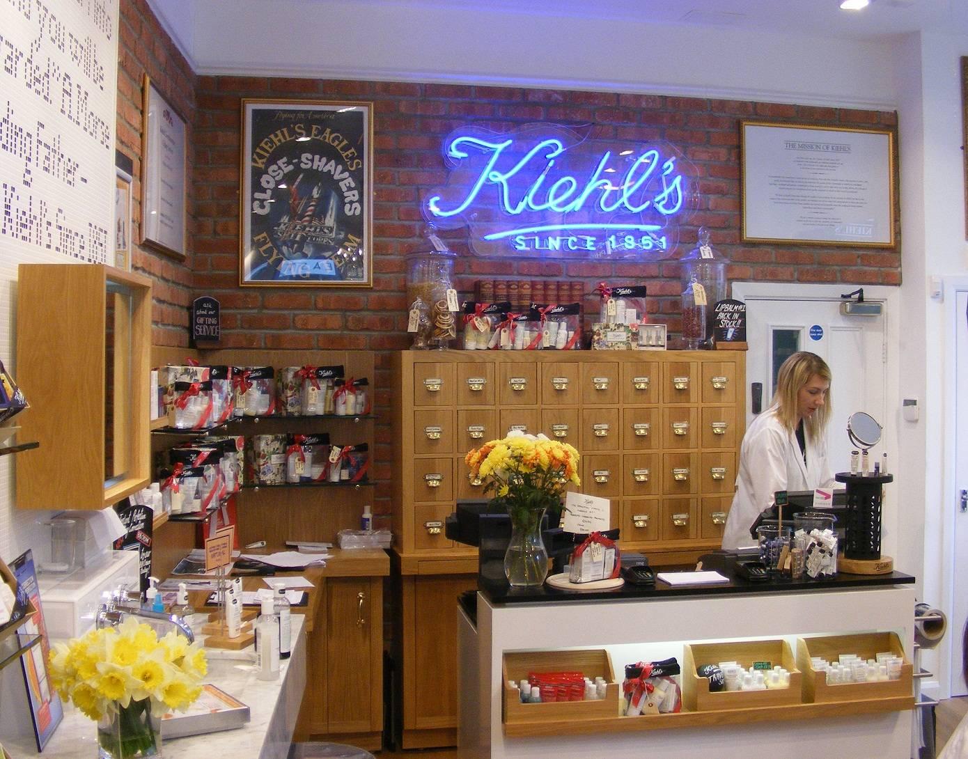 Blogger Meet Up in Nottingham Kiehls store