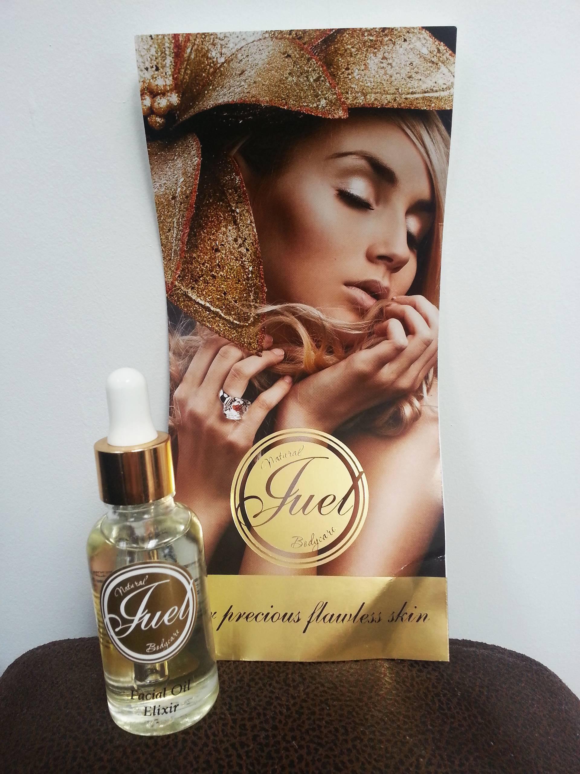 Juel Facial Oil Elixir