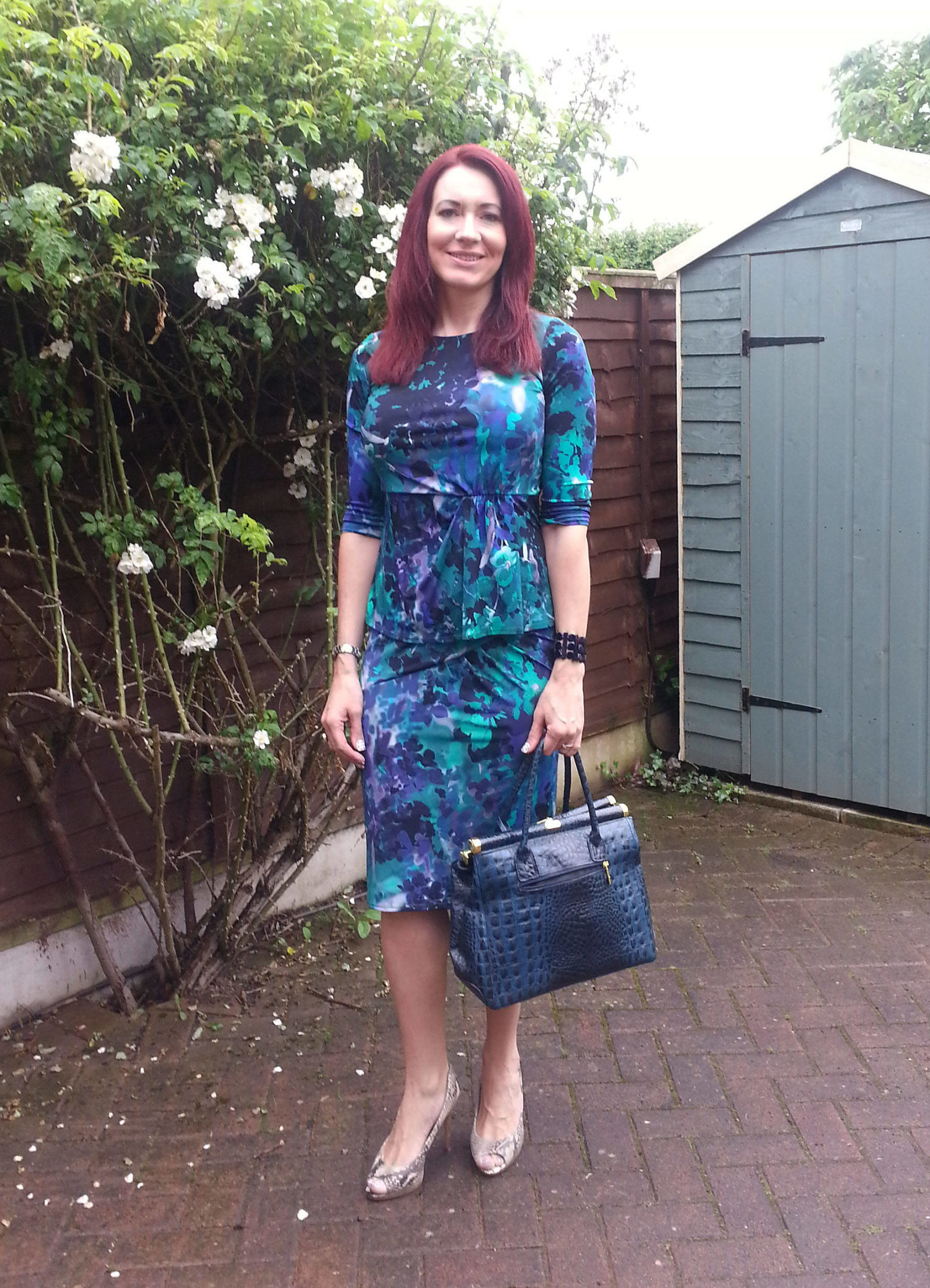 M&S two piece