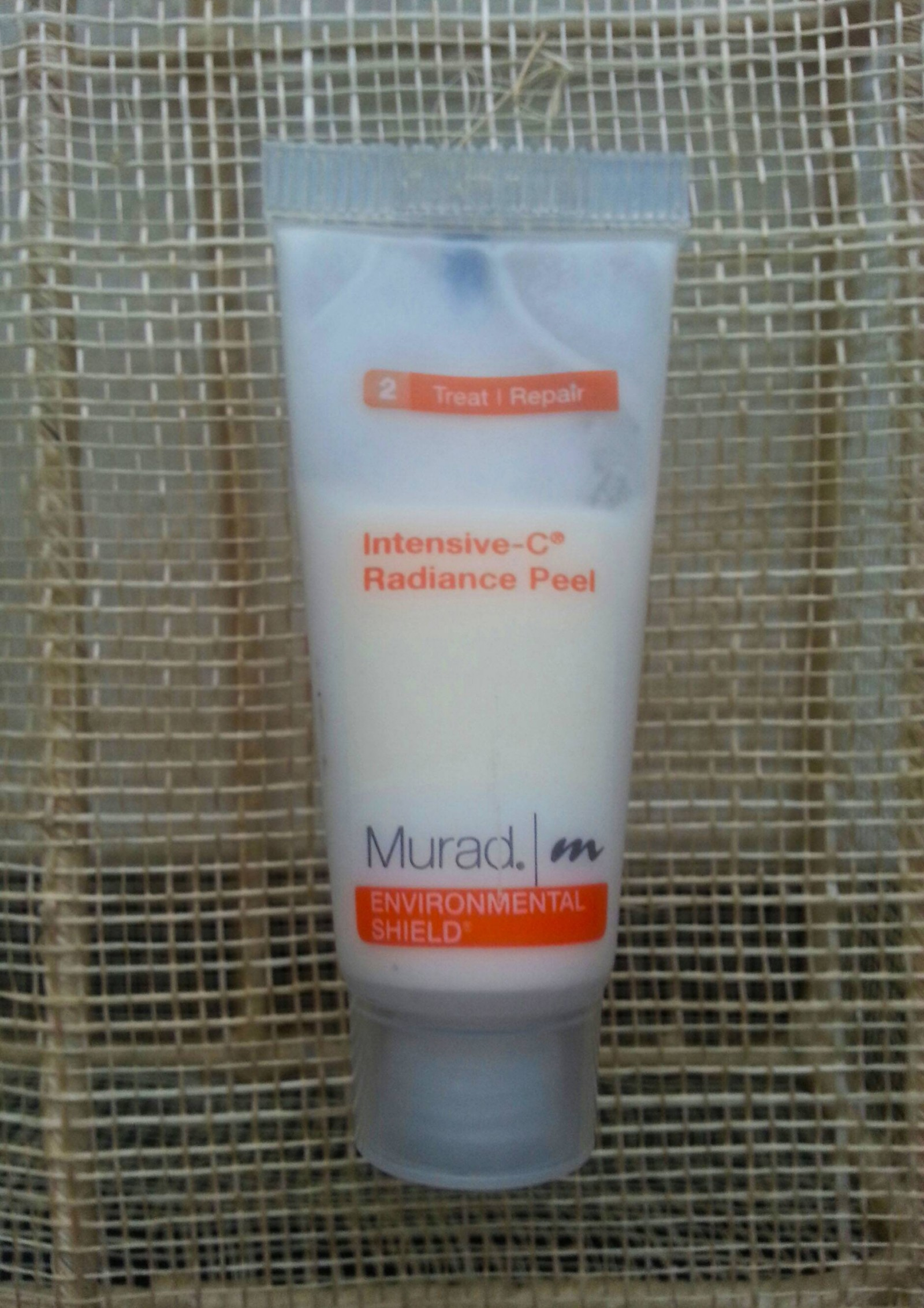 Murad Intensive-C Radiance Peel mask