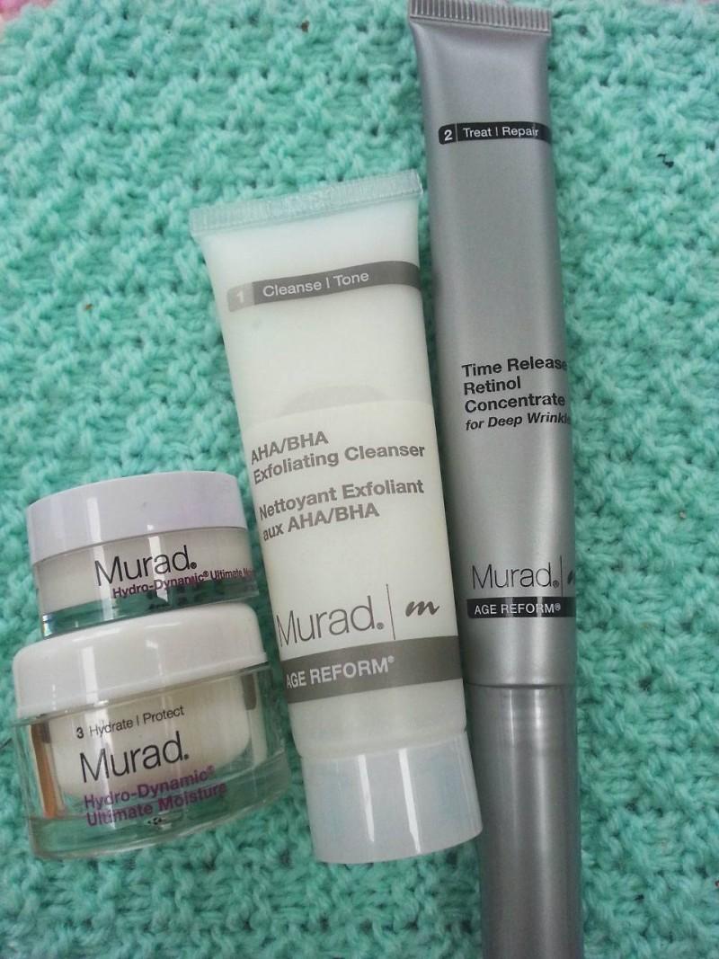 Murad Complete Renewal set