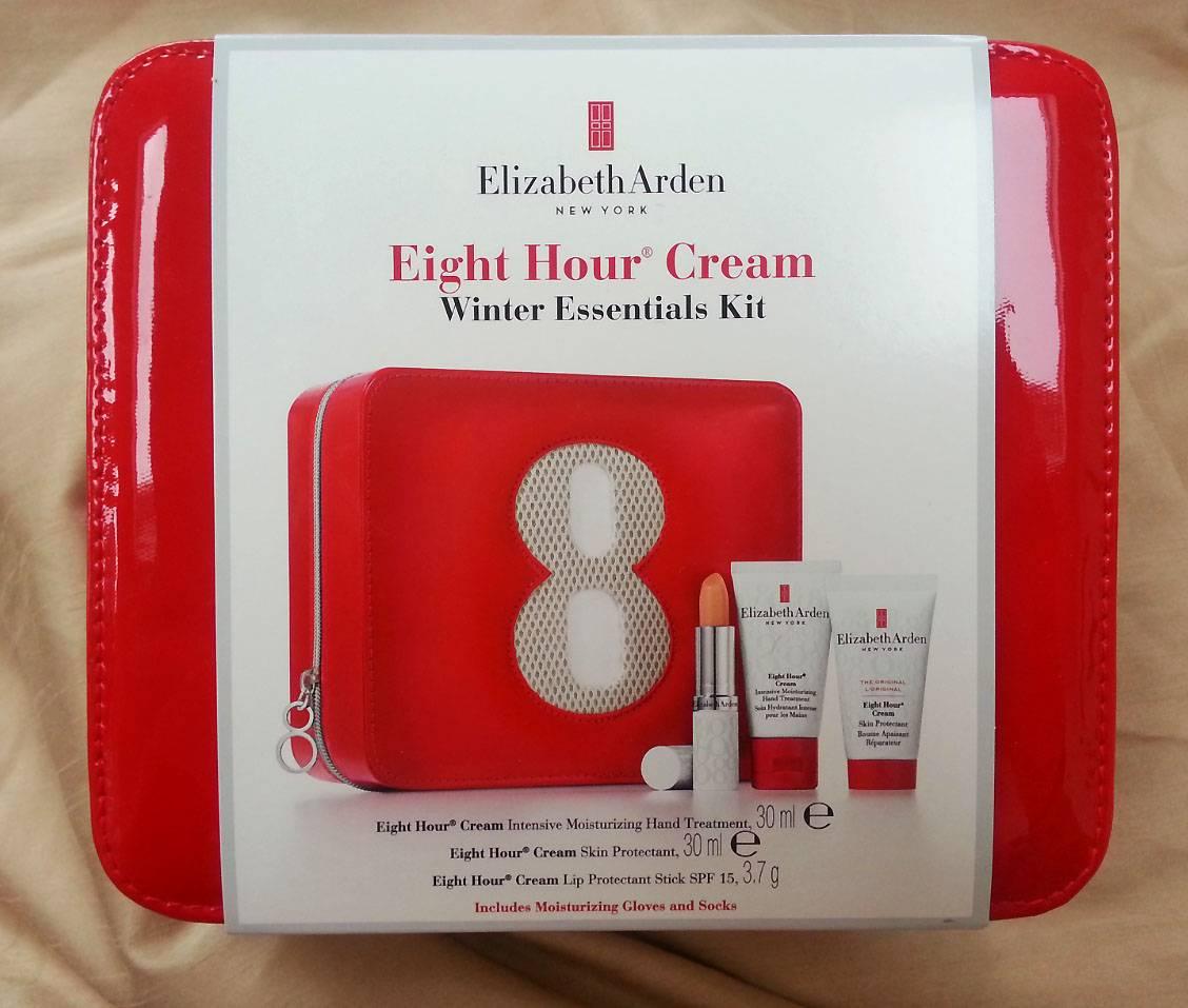 Elizabeth Arden Eight Hour Winter Essentials Kit