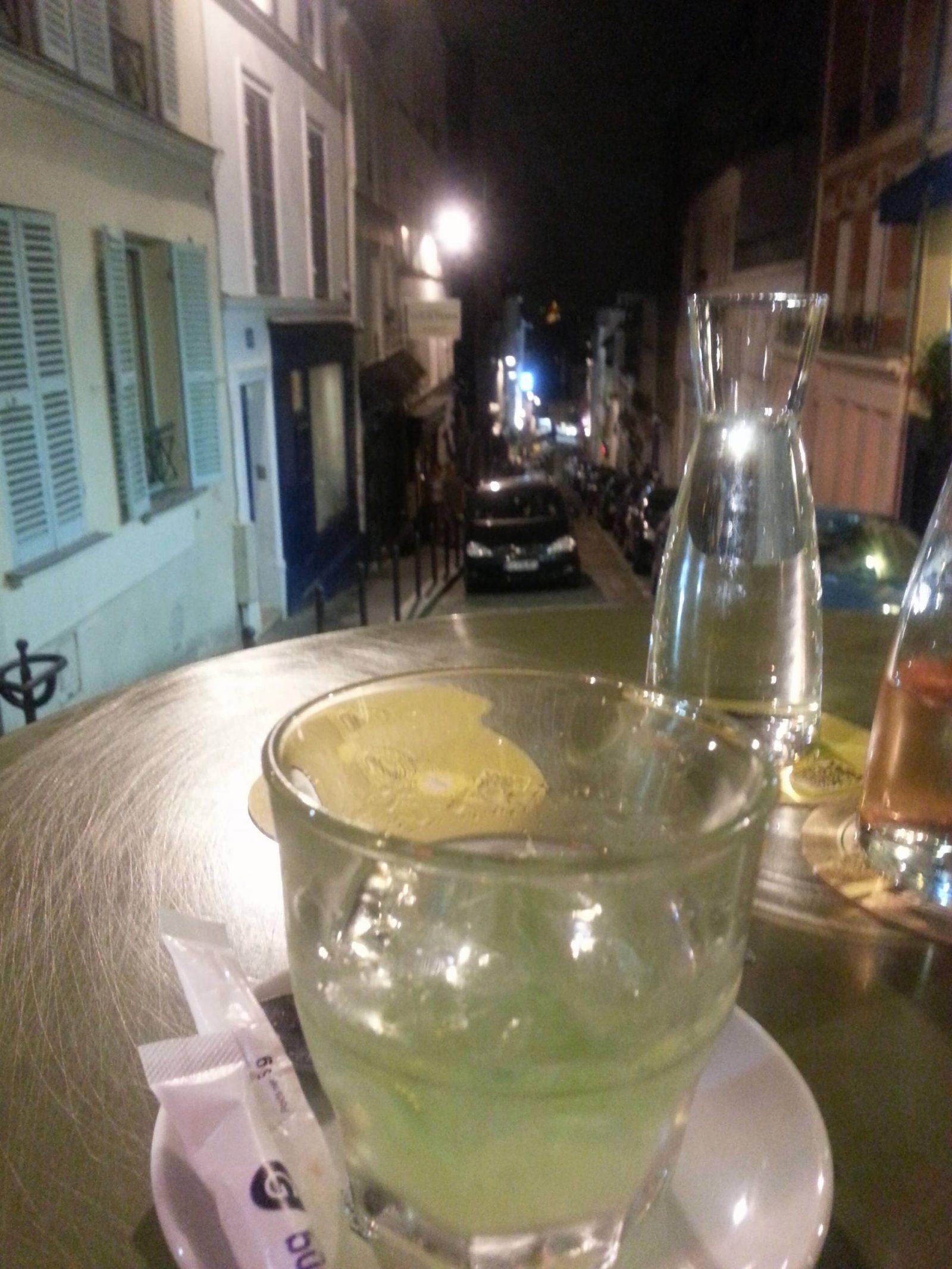 Absinthe in Montmartre