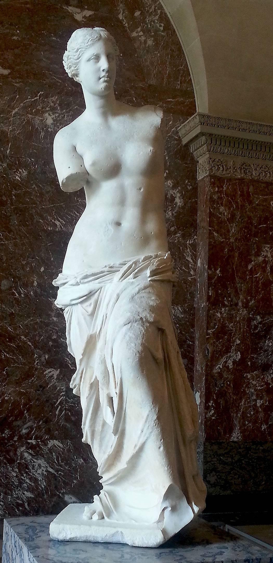 Paris Louvre, Venus de Milo