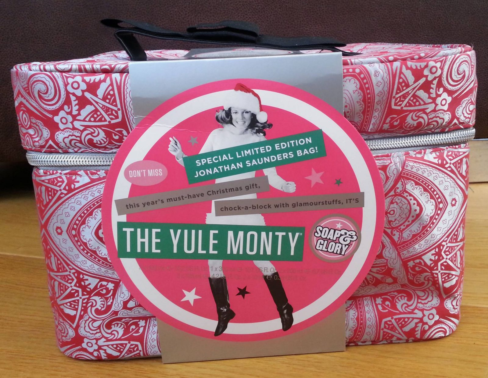 Soap and Glory The Yule Monty Gift Set