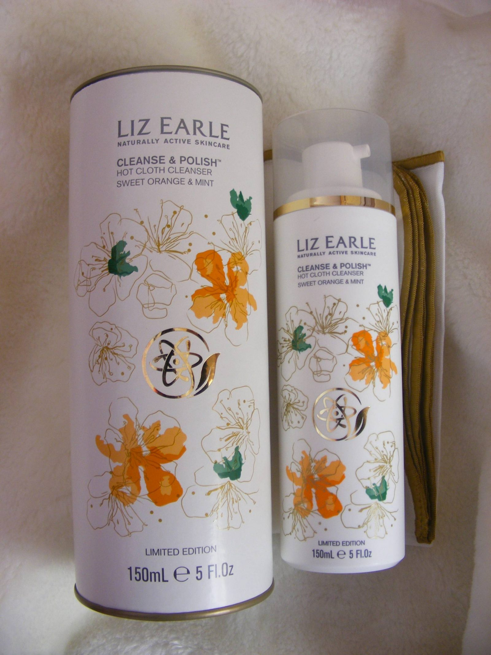 Liz Earle Cleanse and Polish special edition