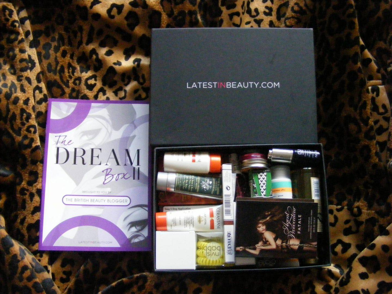 Latest in Beauty: British Beauty Blogger Dream Box II