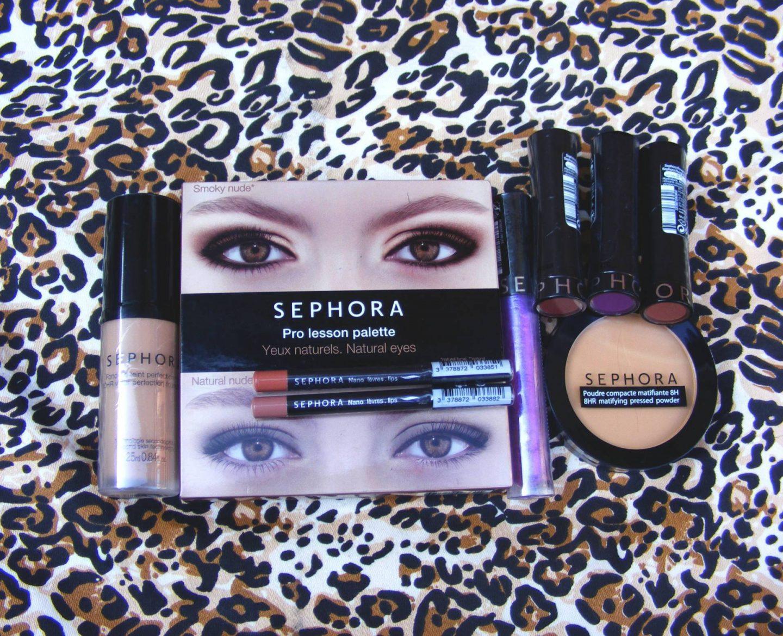 Sephora Pro Lesson Eyeshadow Palette